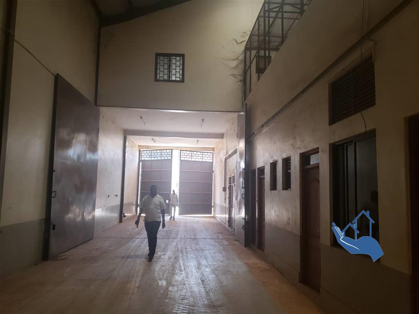 Warehouse for rent in Namuwongo Kampala