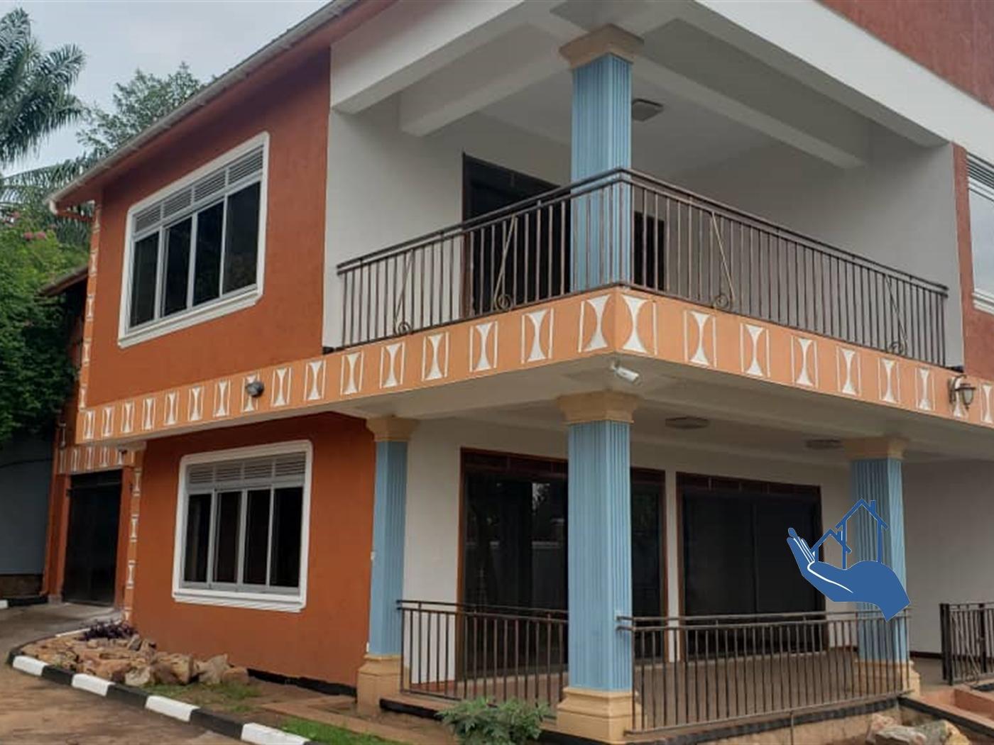 Storyed house for rent in Kansanga Kampala