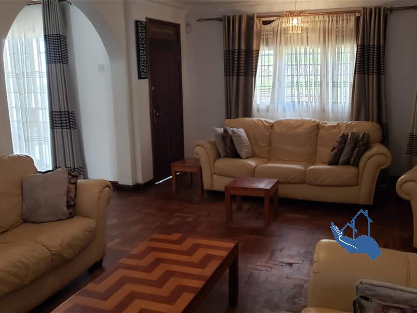 Storeyed house for rent in Kansanga Kampala