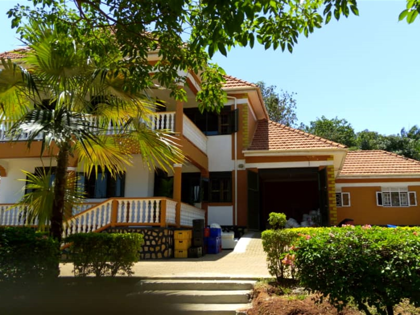 Mansion for rent in Upperkonge Kampala