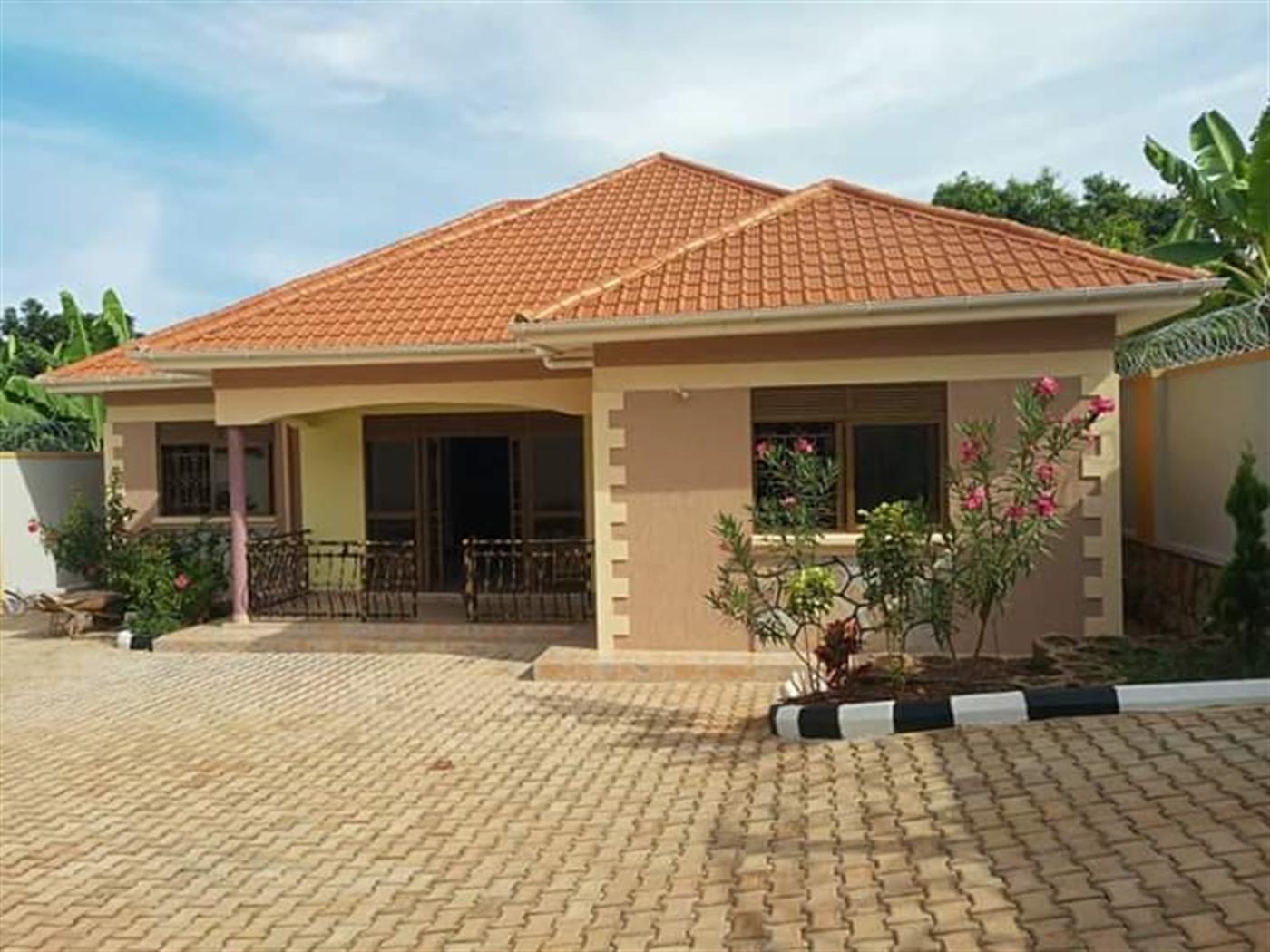 Bungalow for sale in Kintende Wakiso