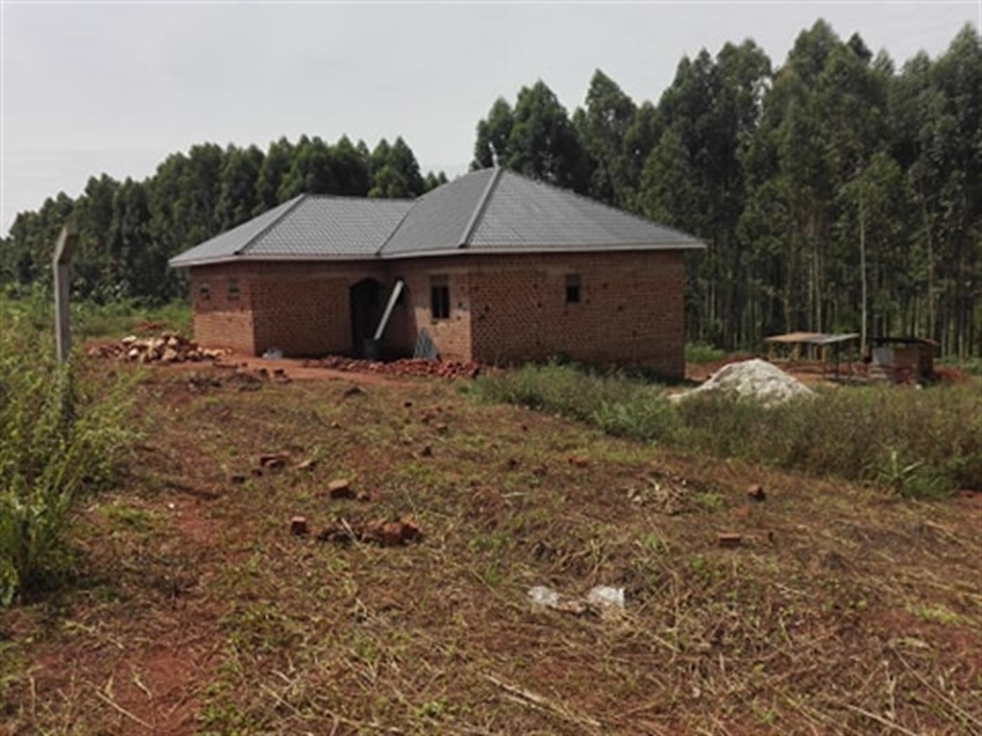 Multi Purpose Land for sale in Nsamizi Mpigi