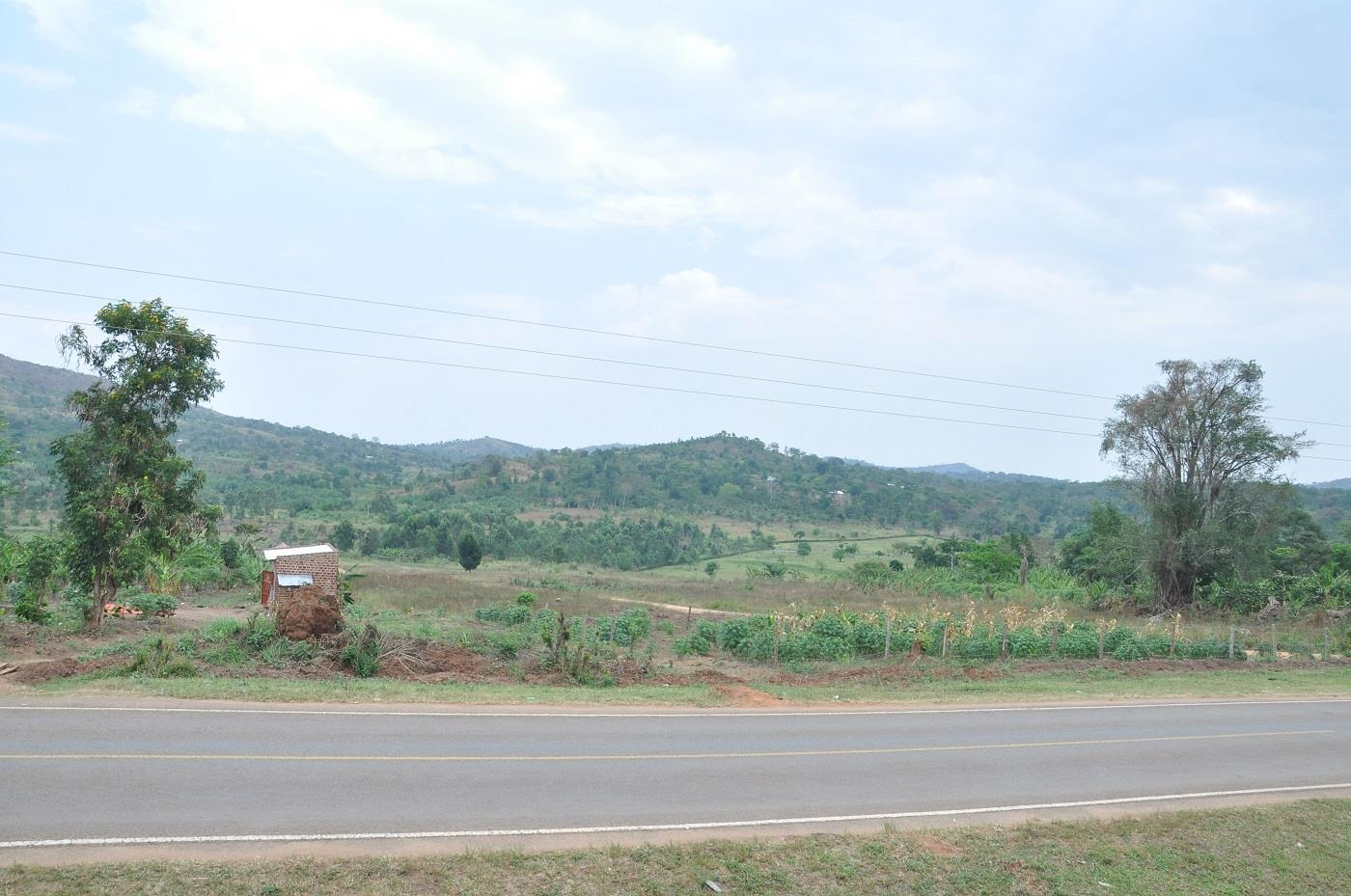 Residential Land for sale in Nsamizi Mpigi