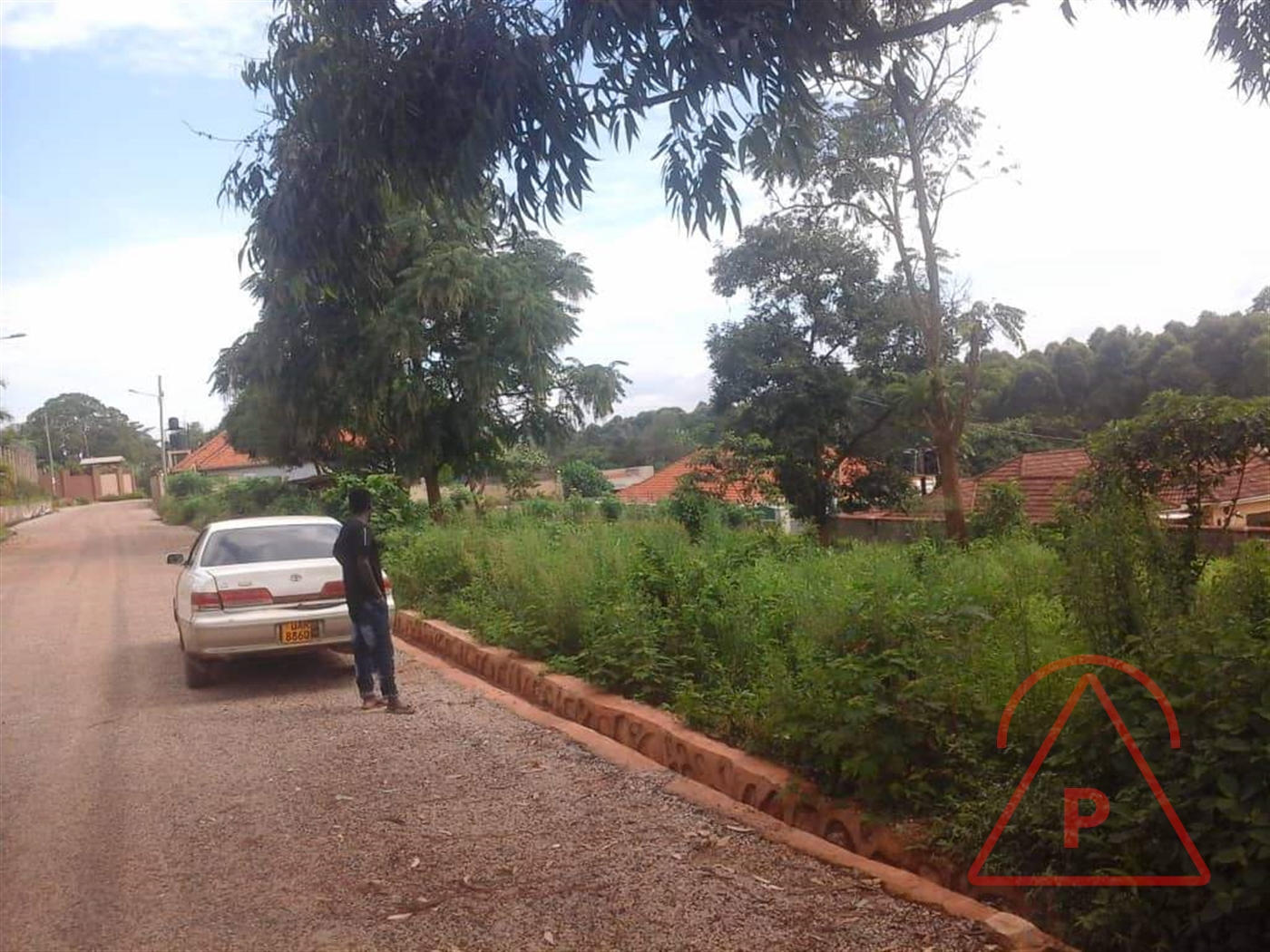 Residential Land for sale in Kiwatuule Kampala