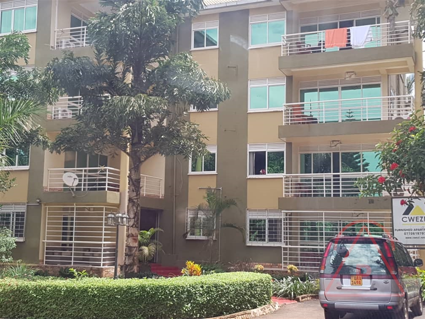 Apartment block for sale in Buzinga Kampala