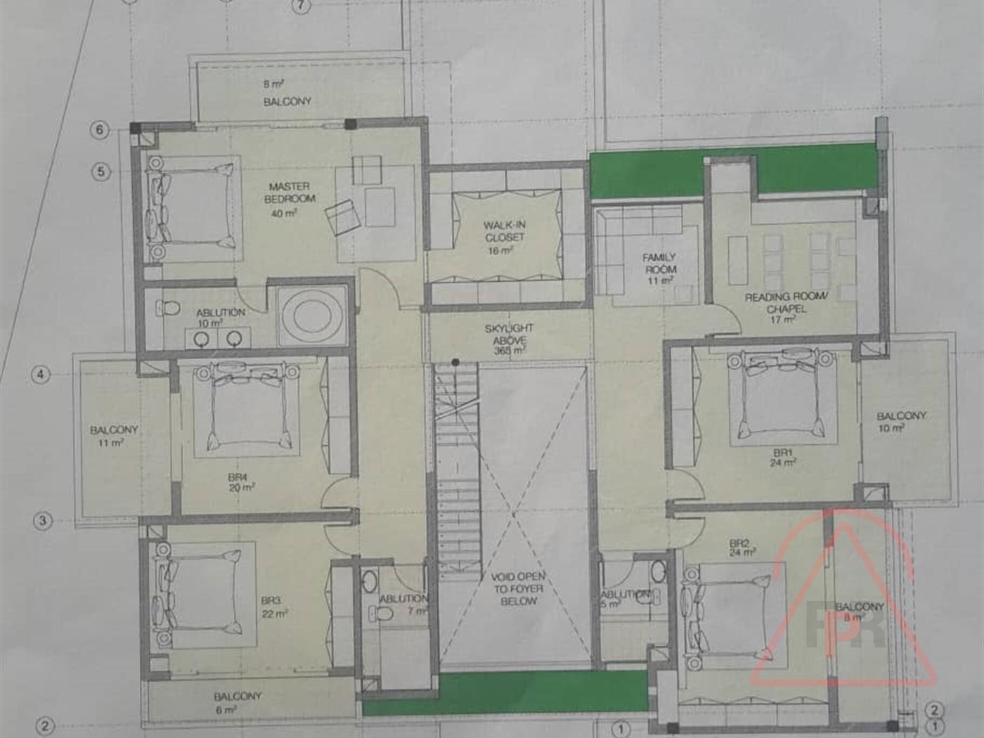 Floor/House plan
