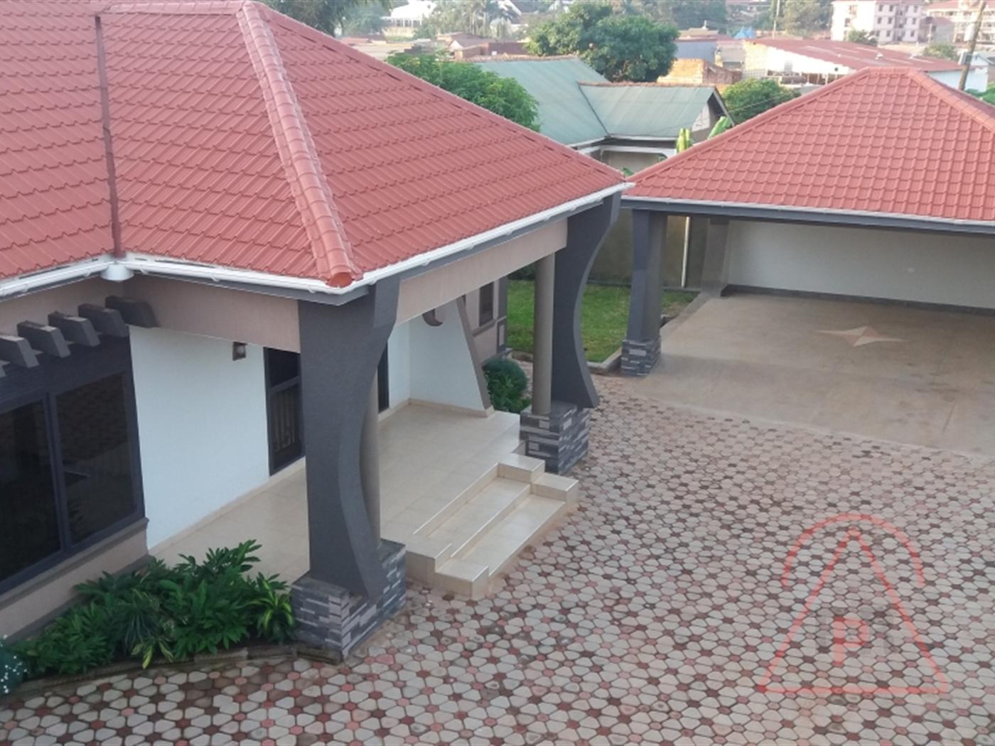 Bungalow for sale in Buzinga Kampala