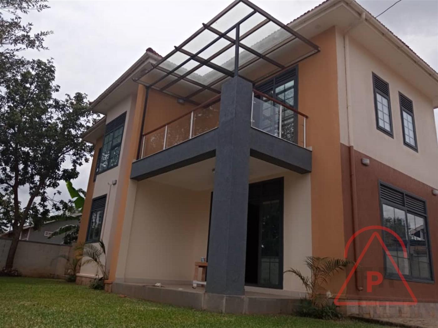 Mansion for sale in Kiwaatule Kampala