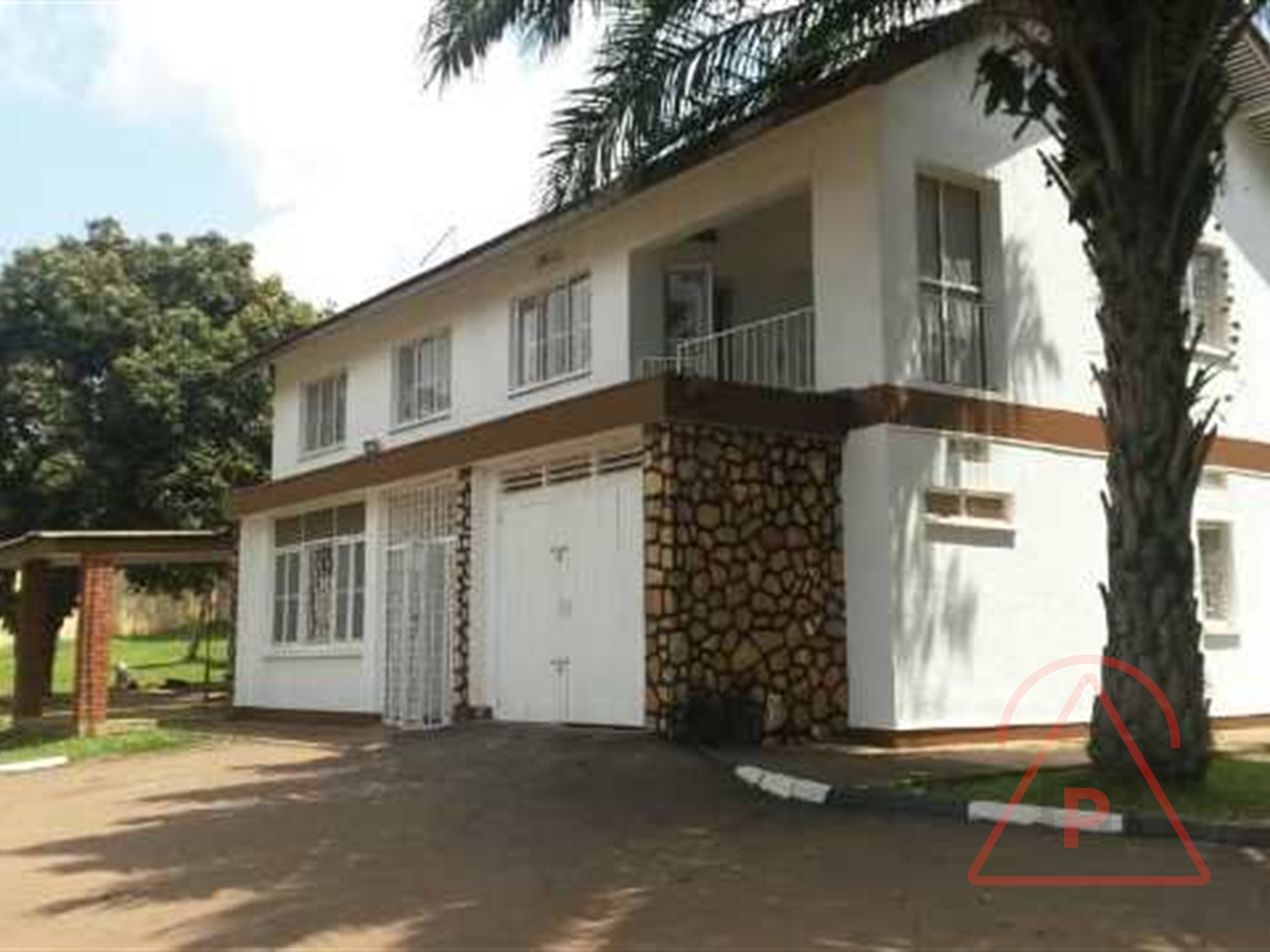 Mansion for rent in Nakasero Kampala