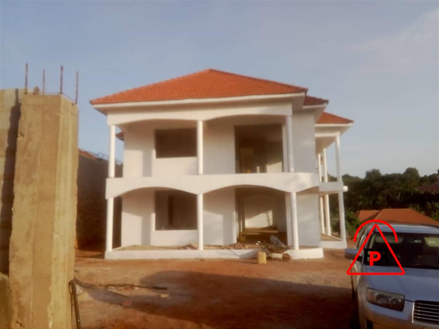 Mansion for sale in Kyajja Kampala