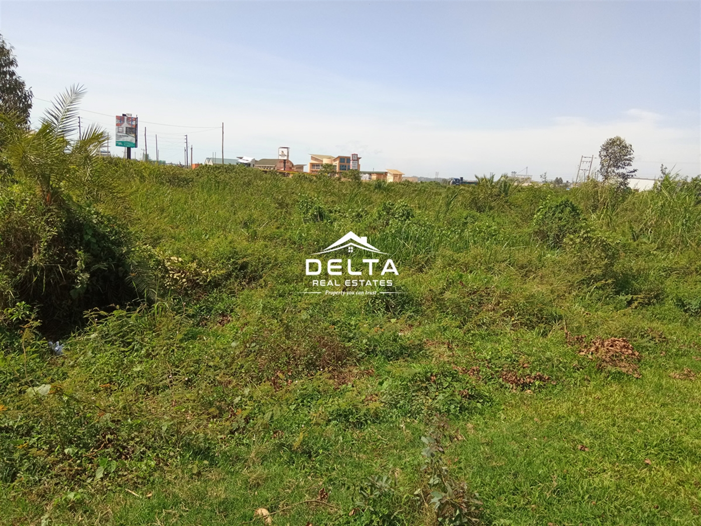 Commercial Land for sale in Namanve Kampala