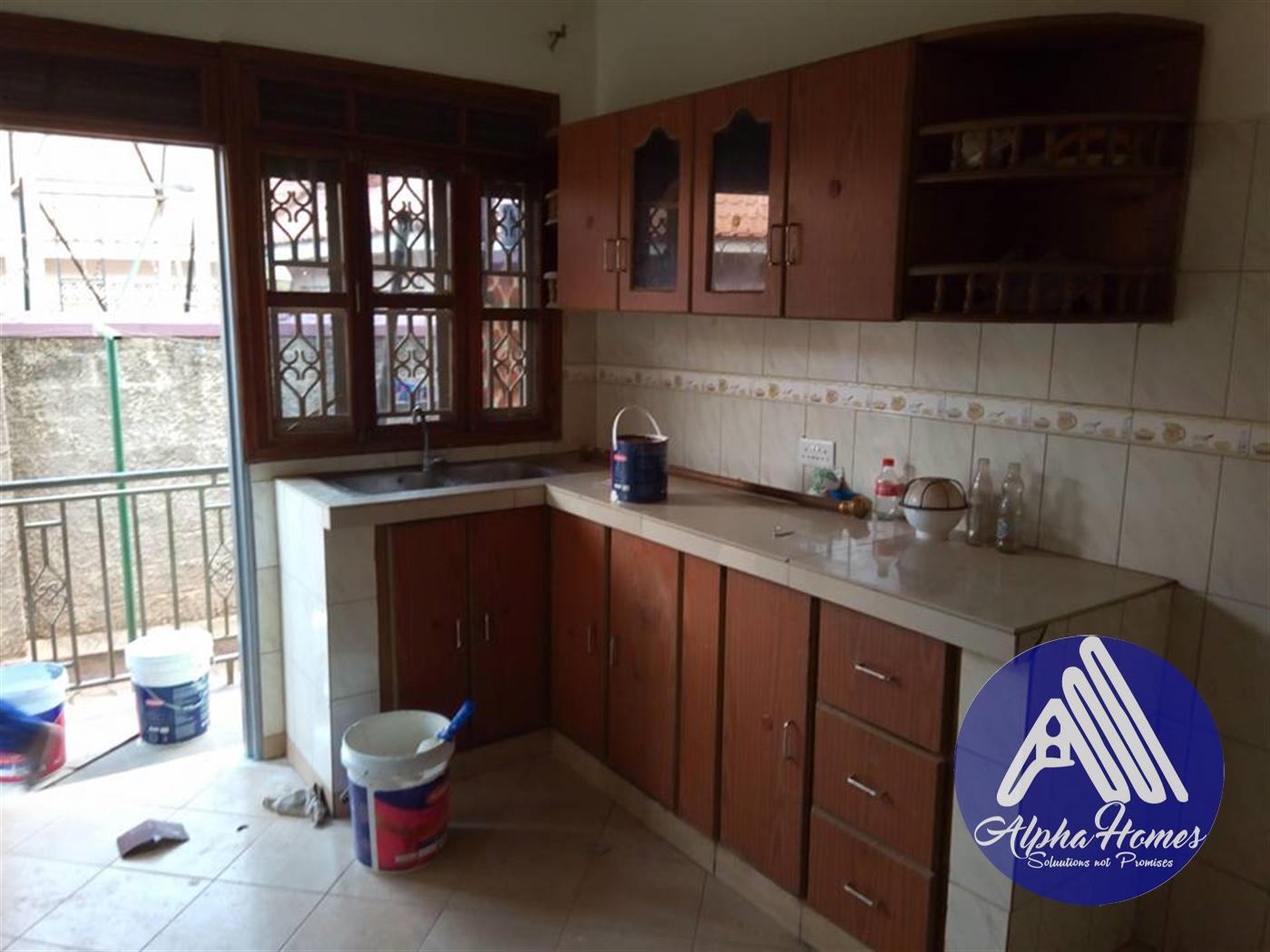 Semi Detached for rent in Kyaliwajala Wakiso