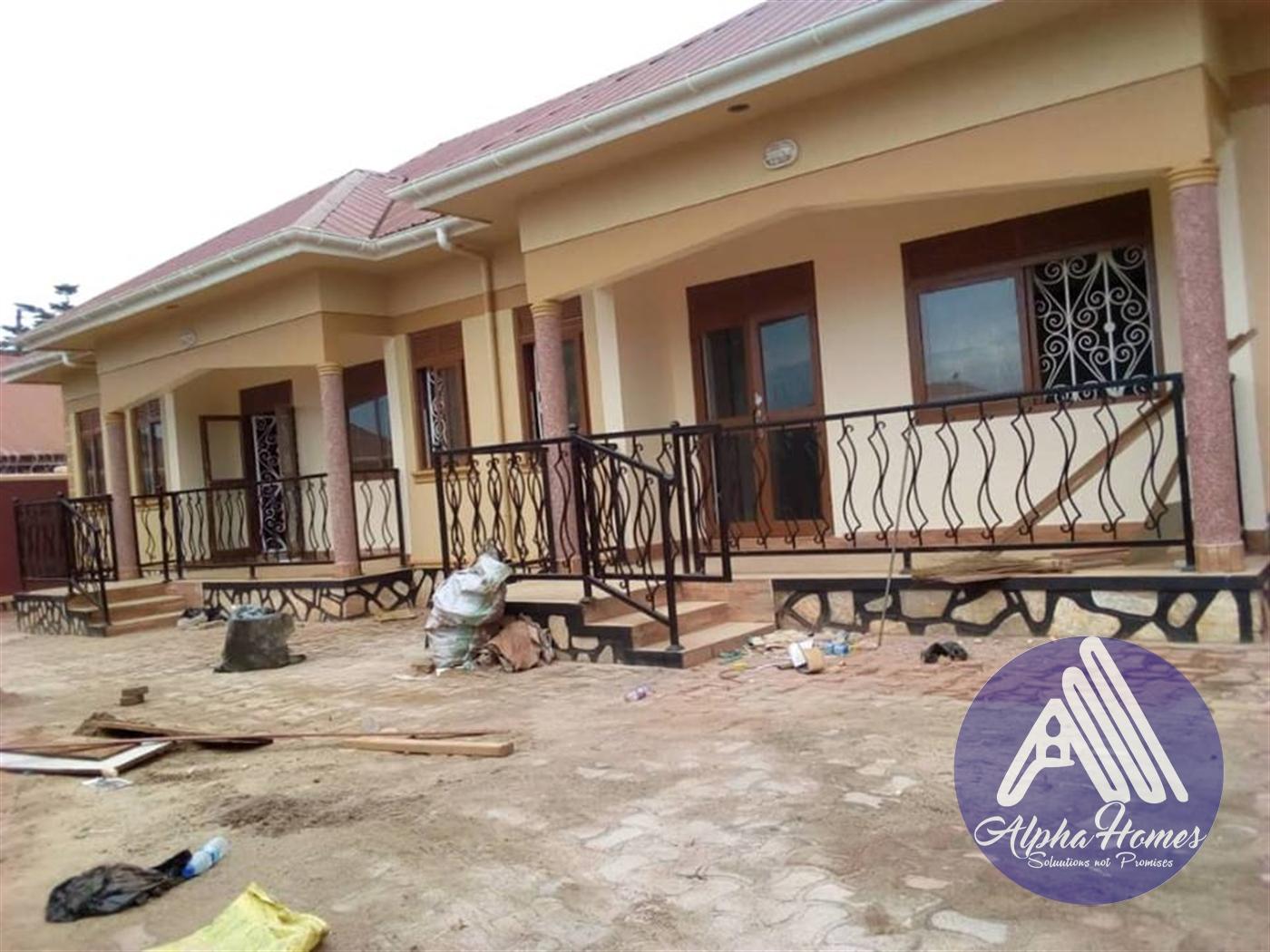 Semi Detached for rent in Kasangati Wakiso