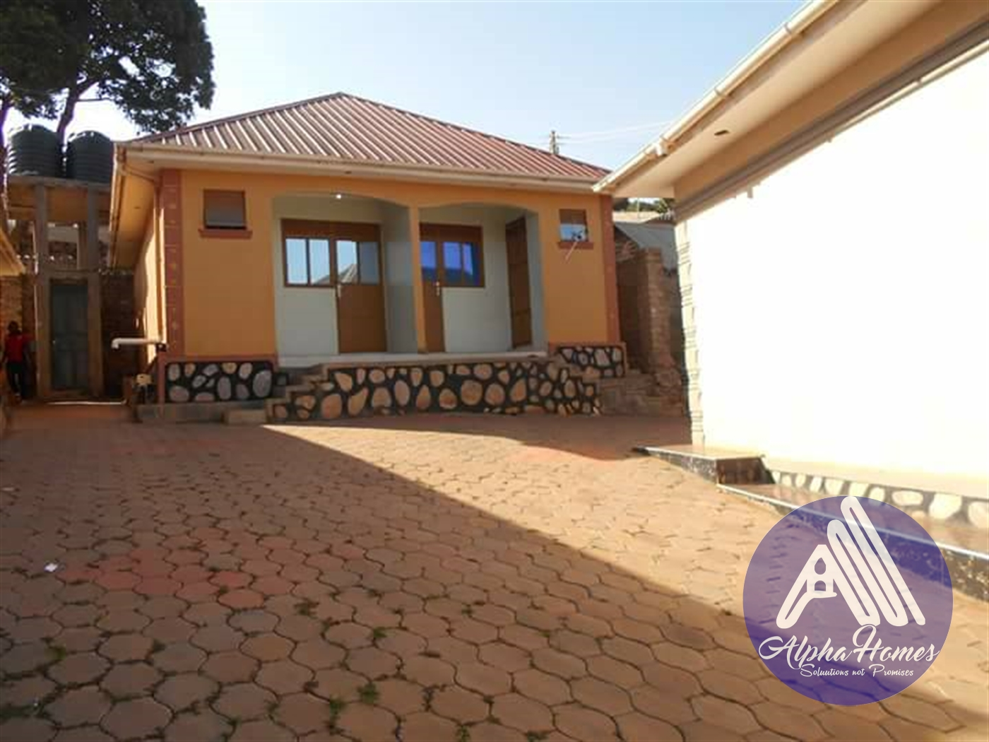 Semi Detached for rent in Kireka Wakiso