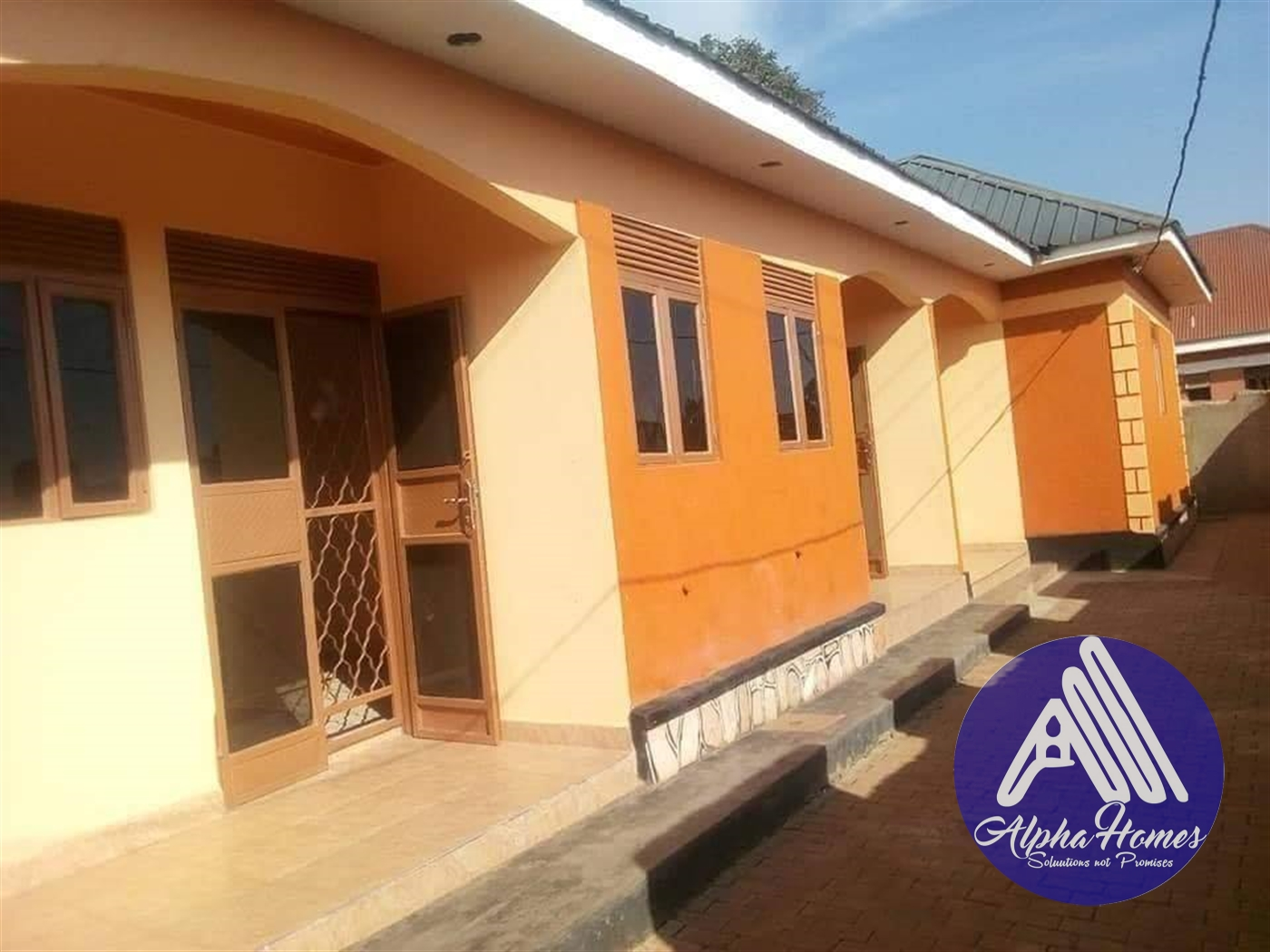 Semi Detached for rent in Kisaasi Kibale