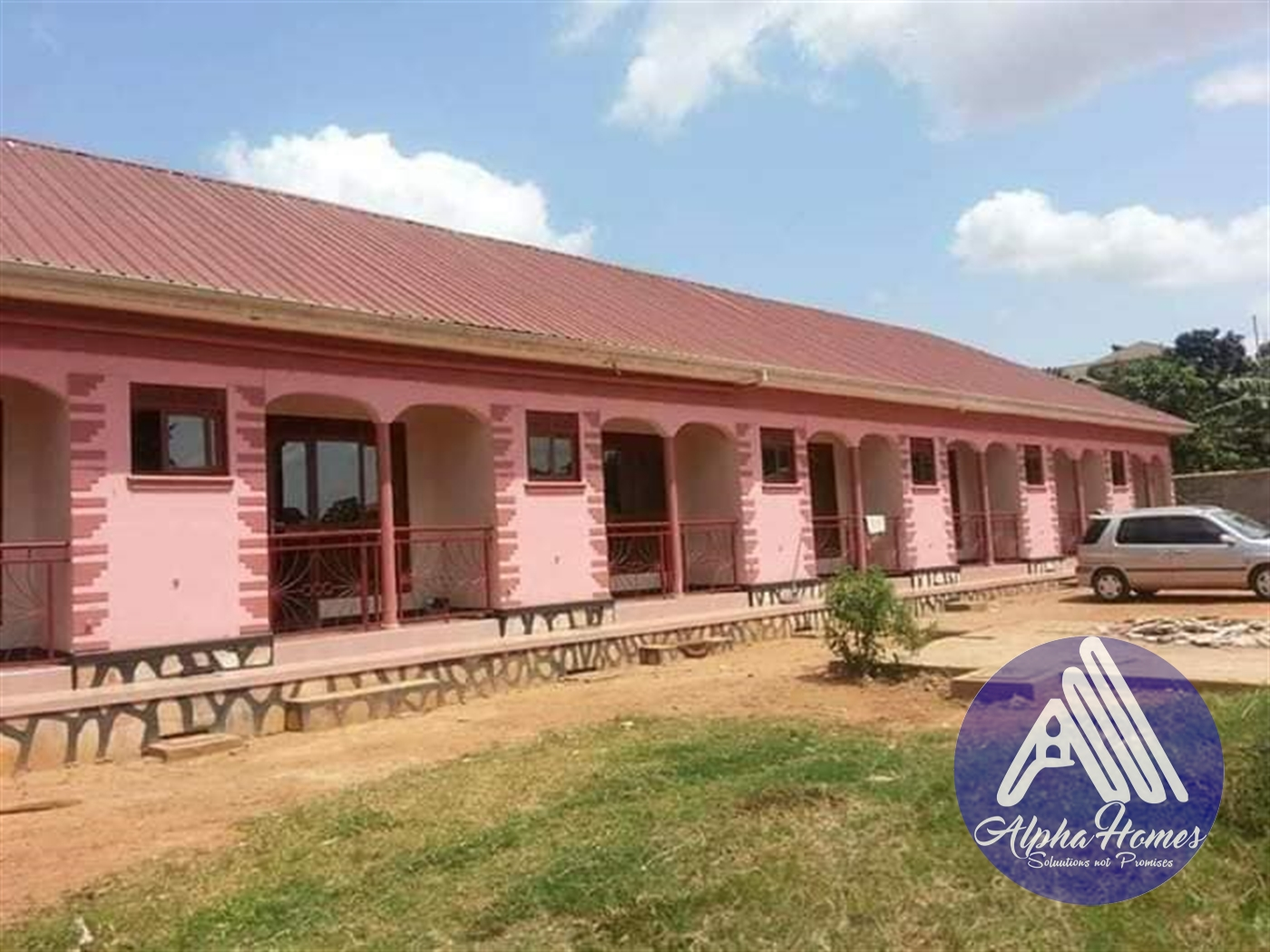 Semi Detached for rent in Kisaasi Kabarole