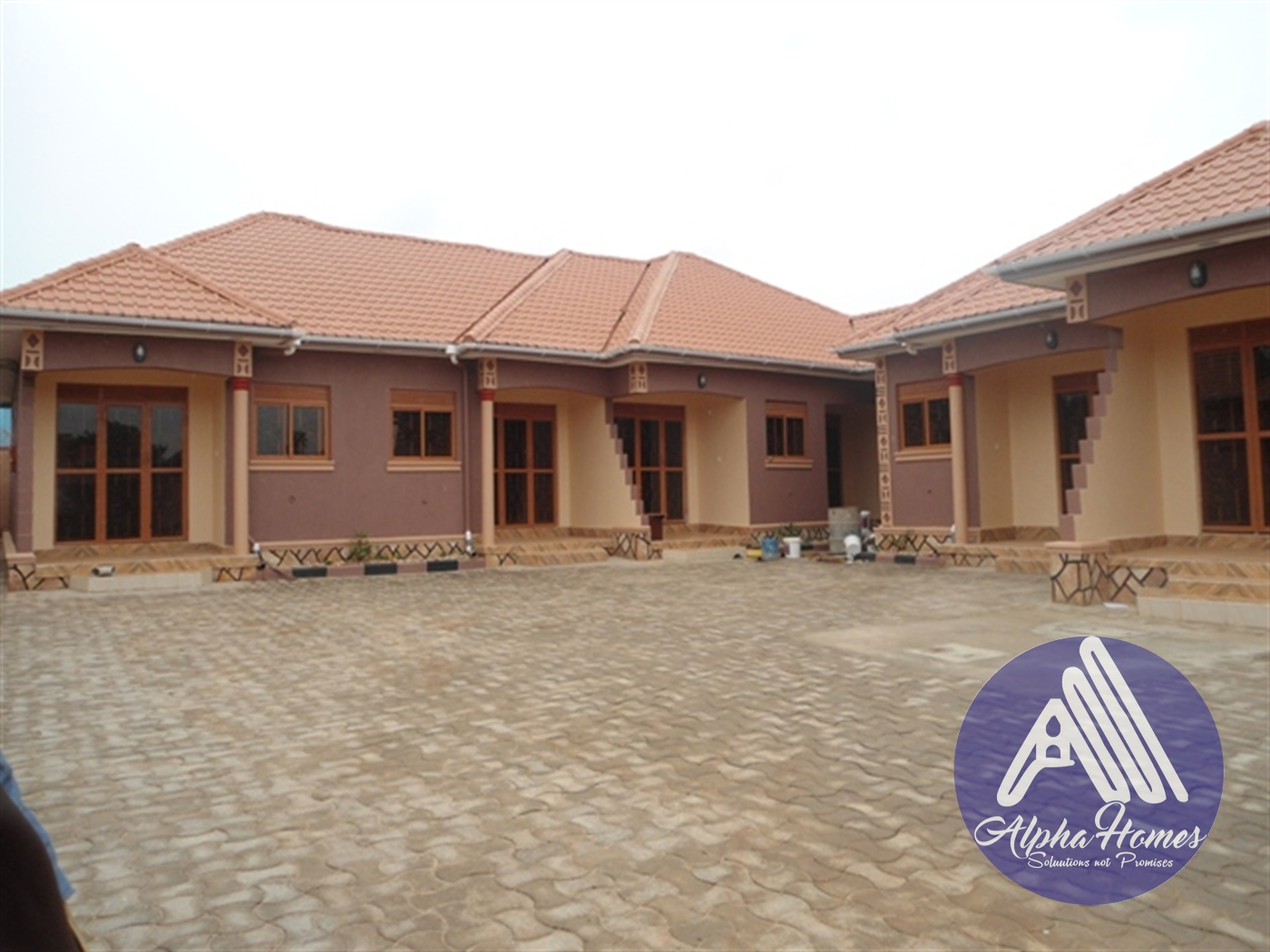 Semi Detached for rent in Kyaliwajjala Wakiso