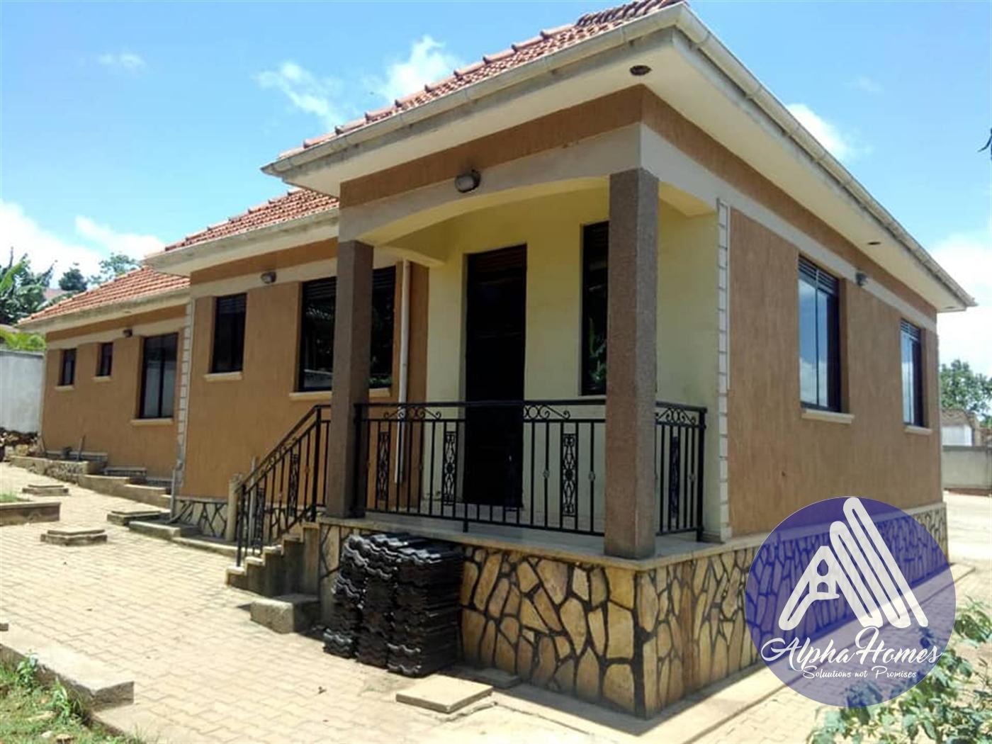 Bungalow for sale in Kitende Wakiso