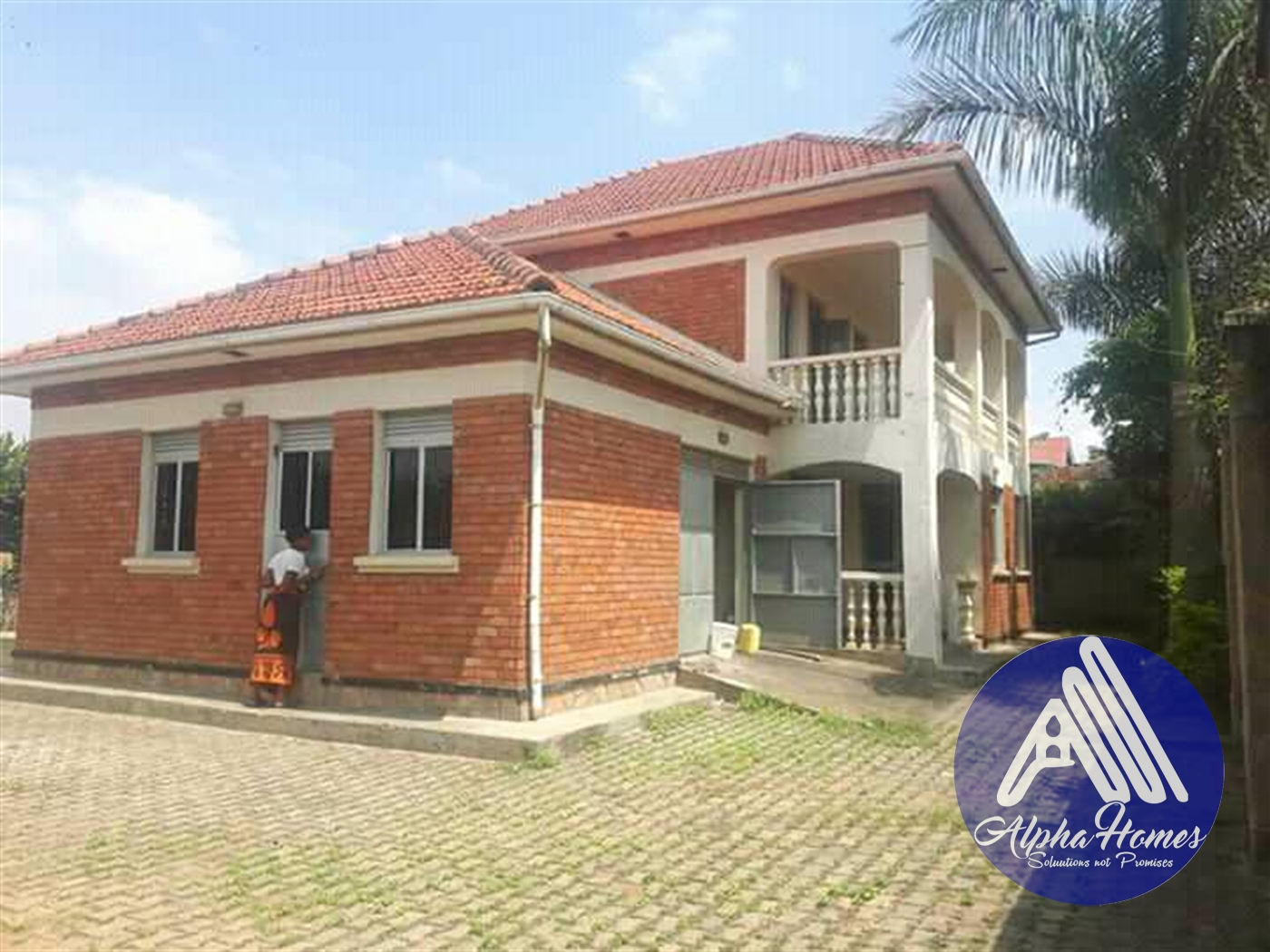 Mansion for sale in Munyonyo Kampala