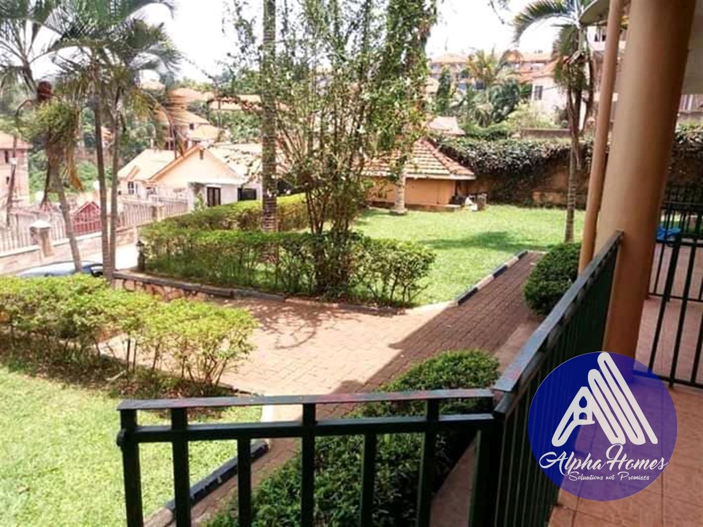 Bungalow for rent in Kyambogo Kampala
