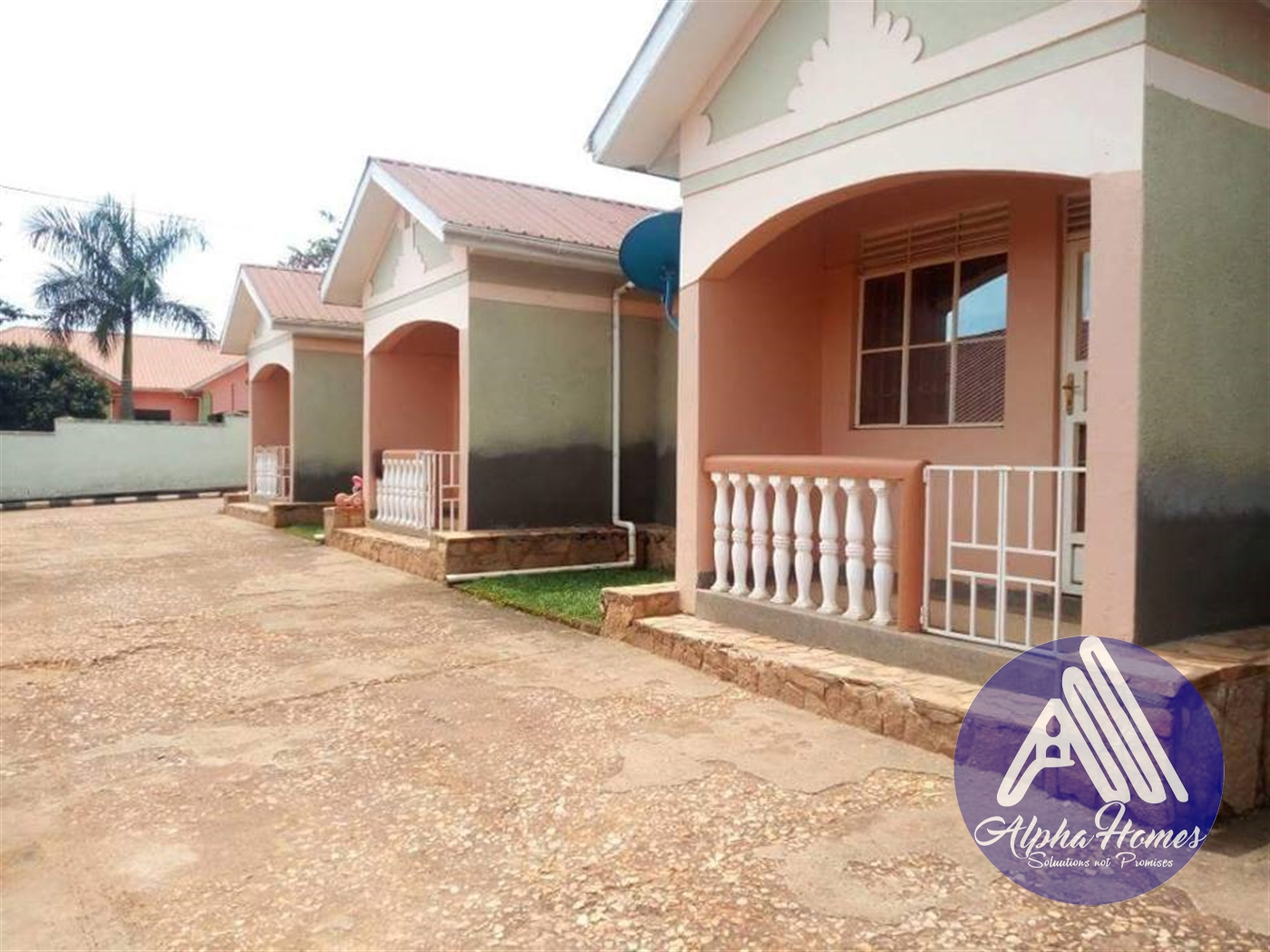 Enjoyable 2 Bedroom Semi Detached For Rent In Mpelerwe Wakiso Code 31904 Interior Design Ideas Philsoteloinfo