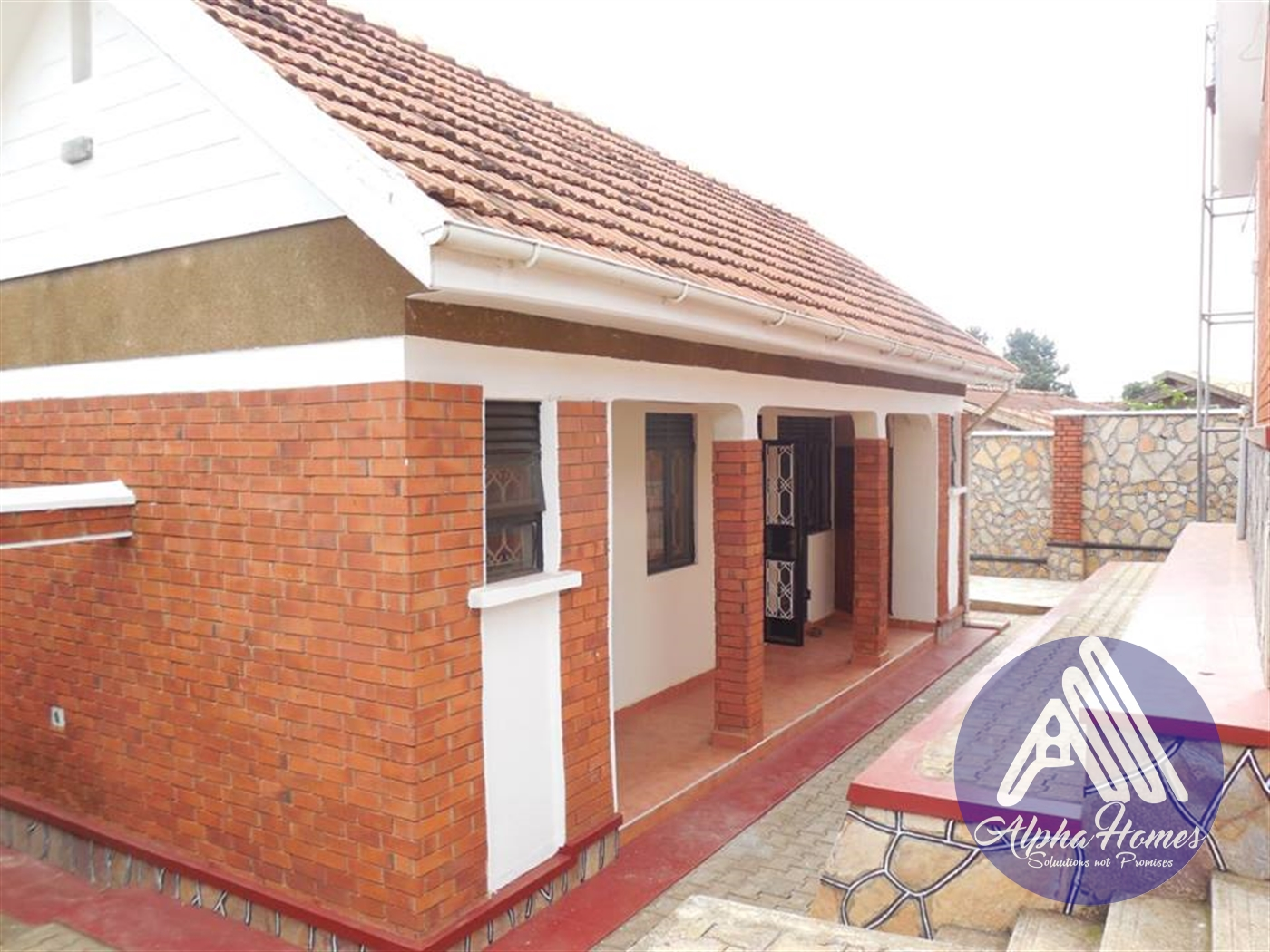 Bungalow for rent in Kireka Wakiso