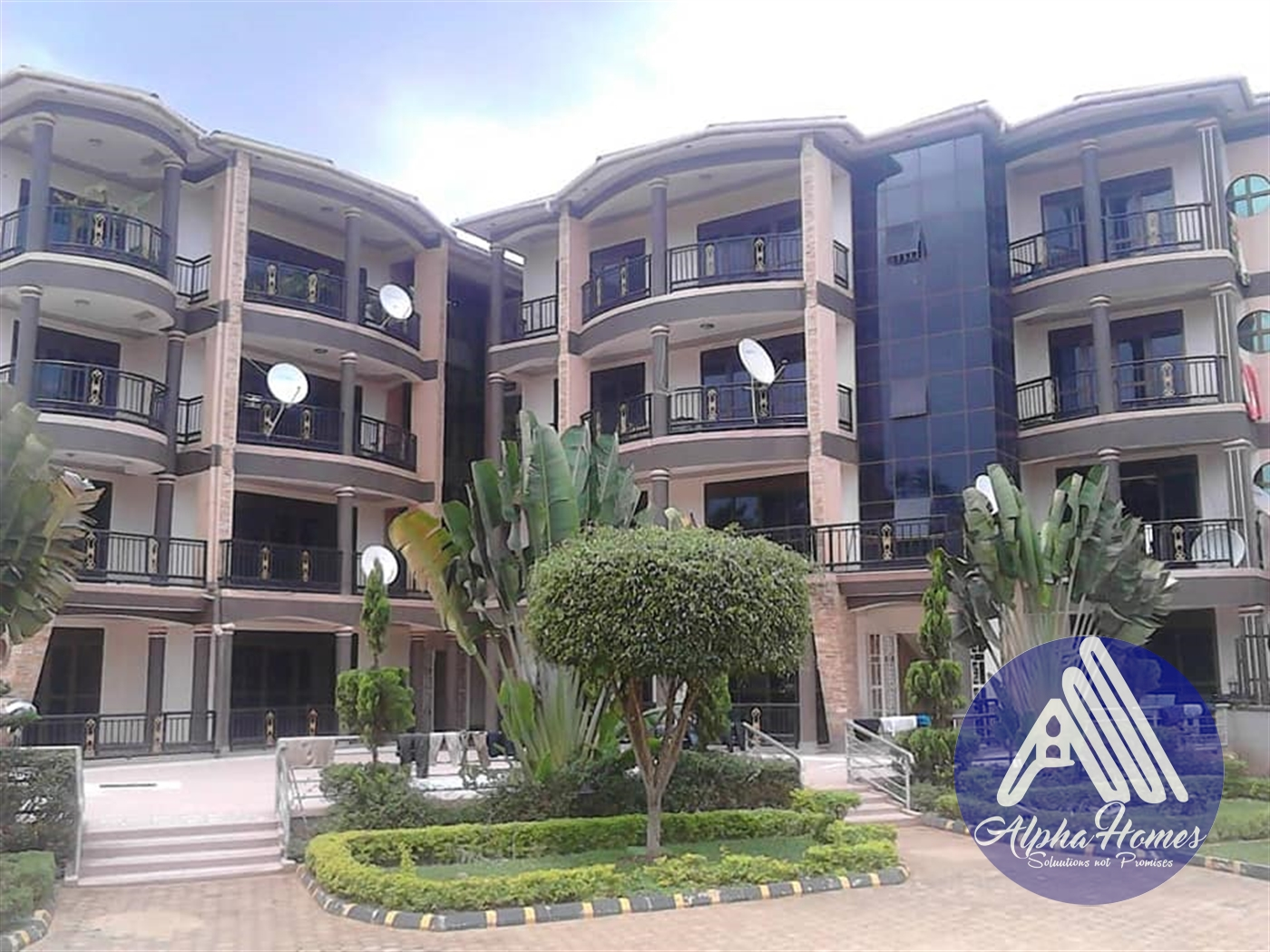 Apartment for sale in Mengo Wakiso