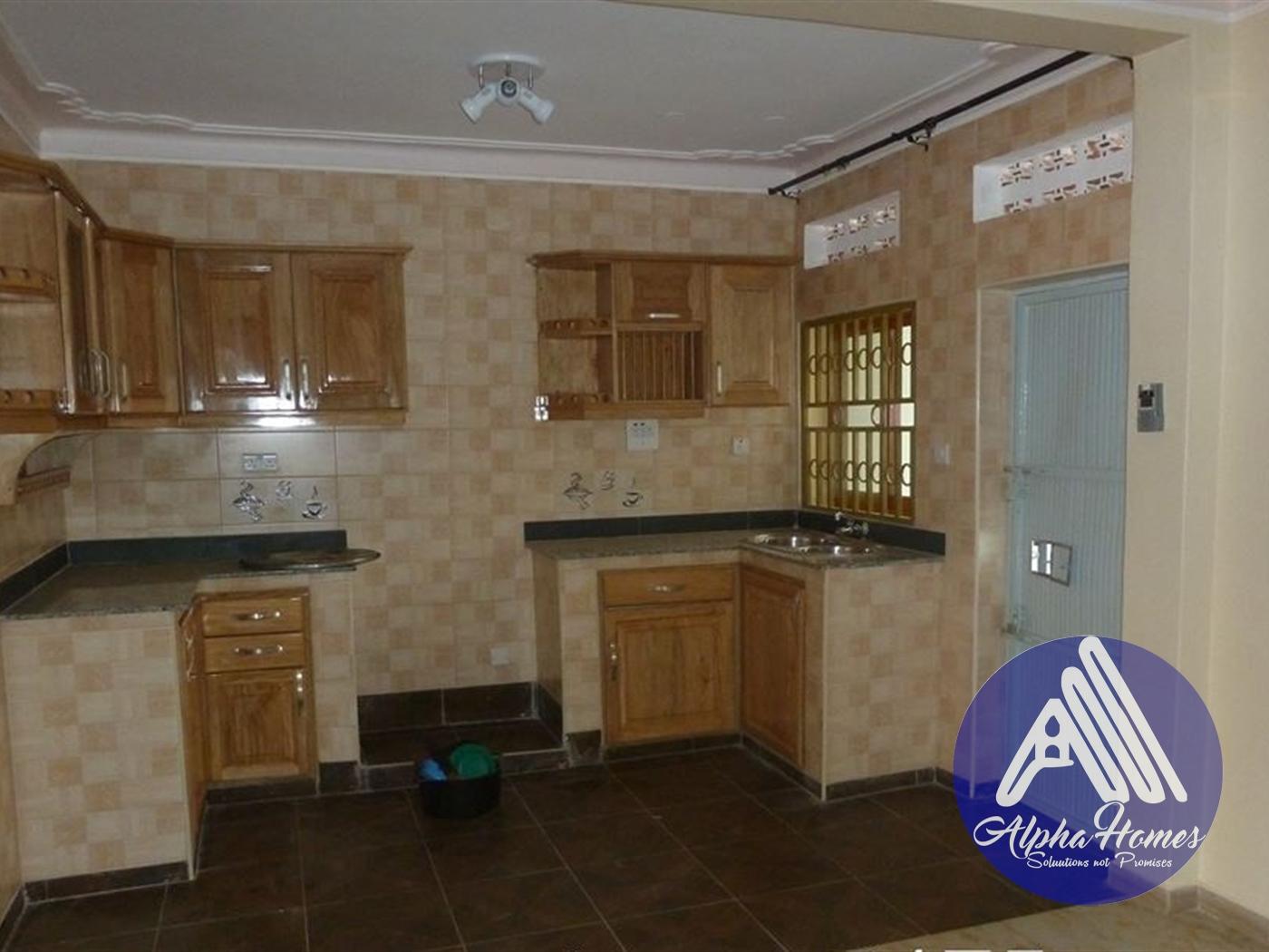 Apartment for rent in Najjeera Wakiso