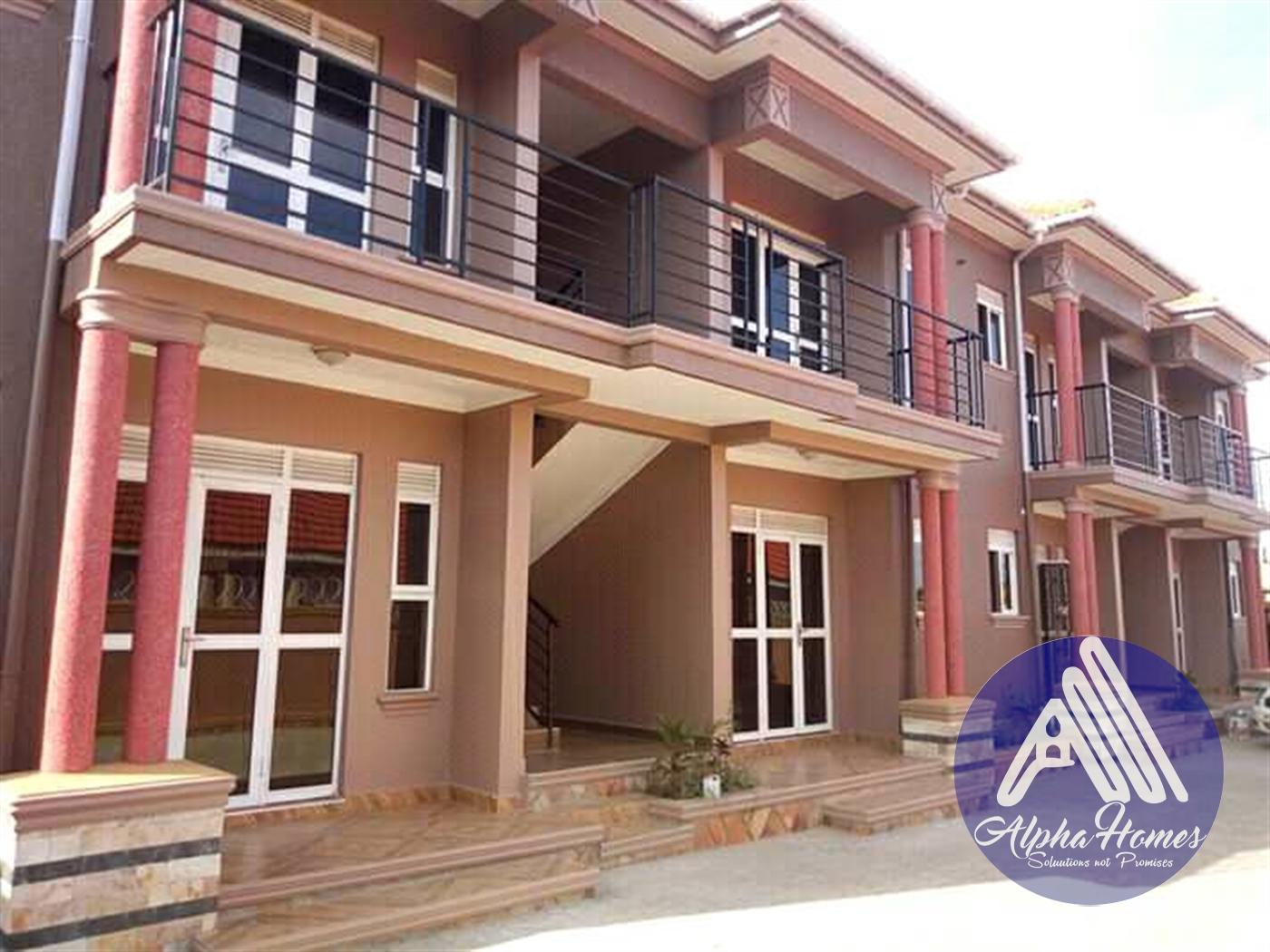Semi Detached for rent in Kyanja Wakiso