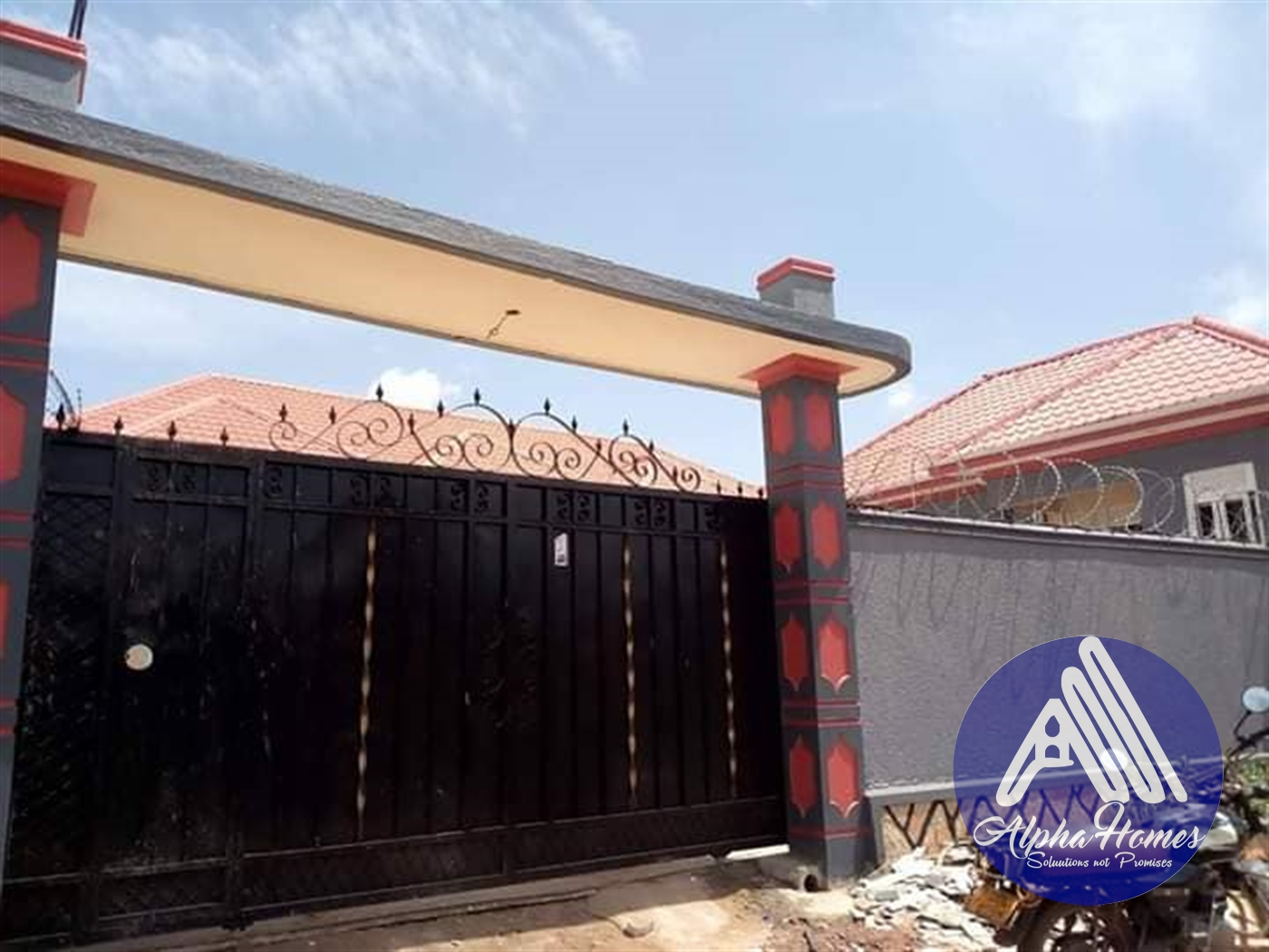 Semi Detached for sale in Kisaasi Kampala