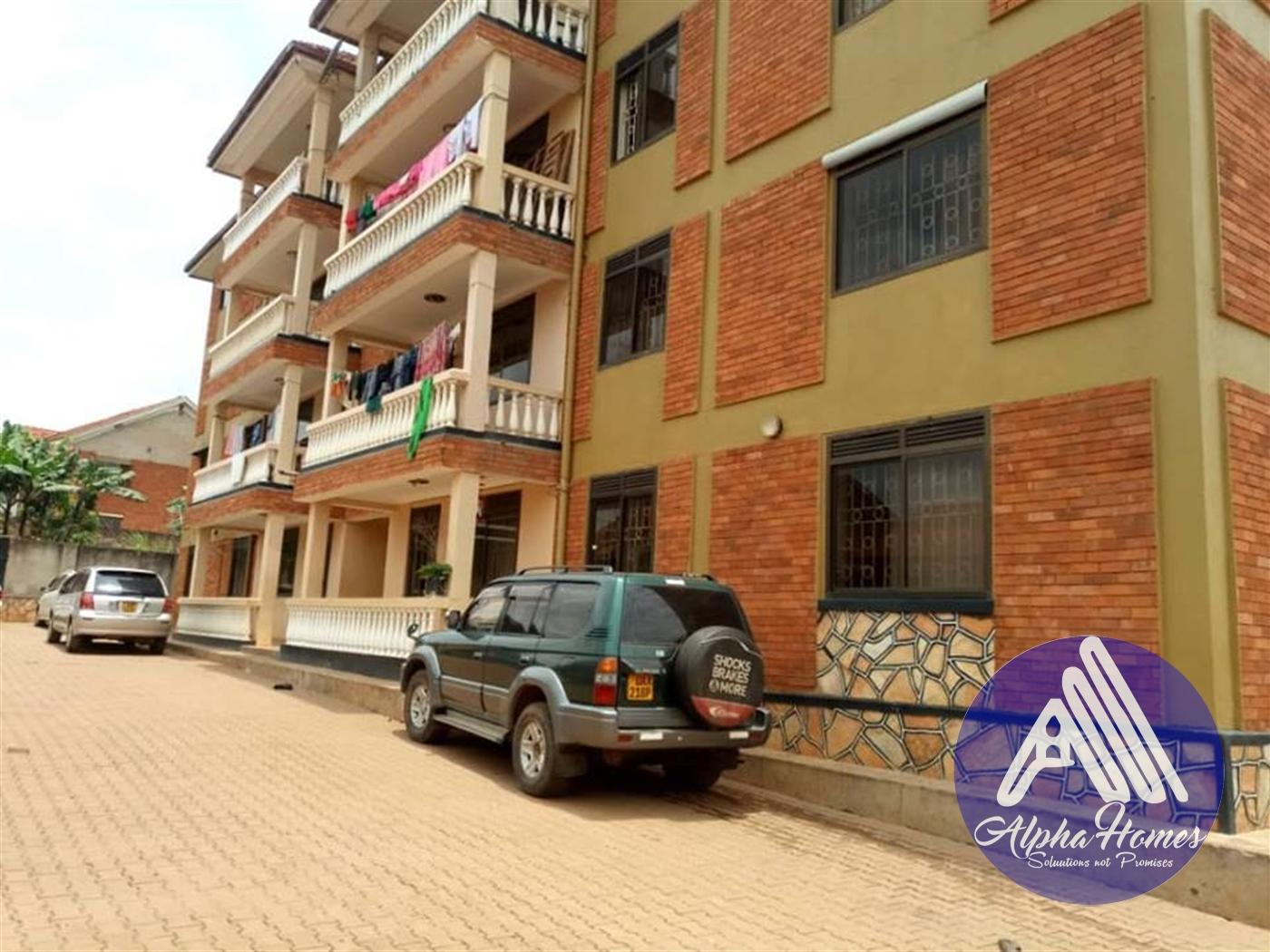 Apartment for rent in Kamwokya Wakiso