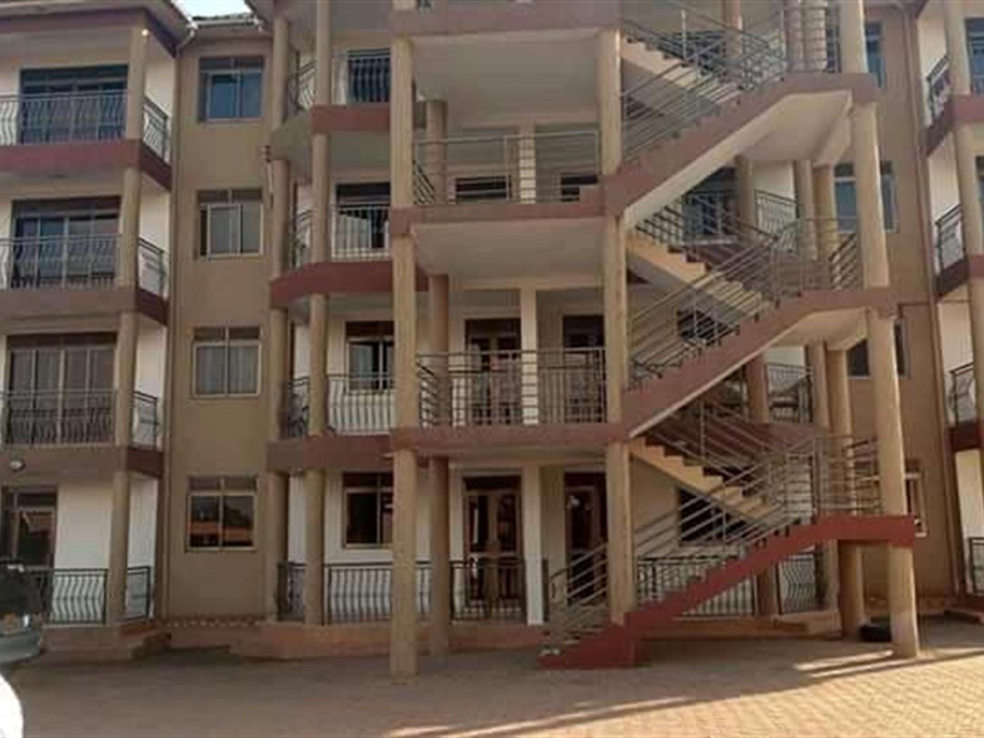 Apartment for rent in Kyaliwajala Wakiso