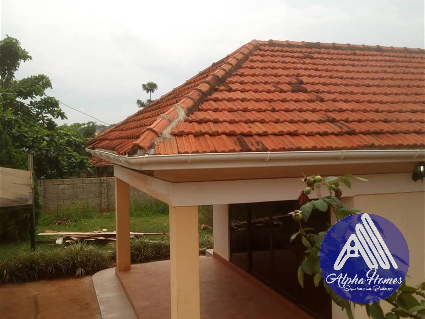 Semi Detached for sale in Naalya Kampala