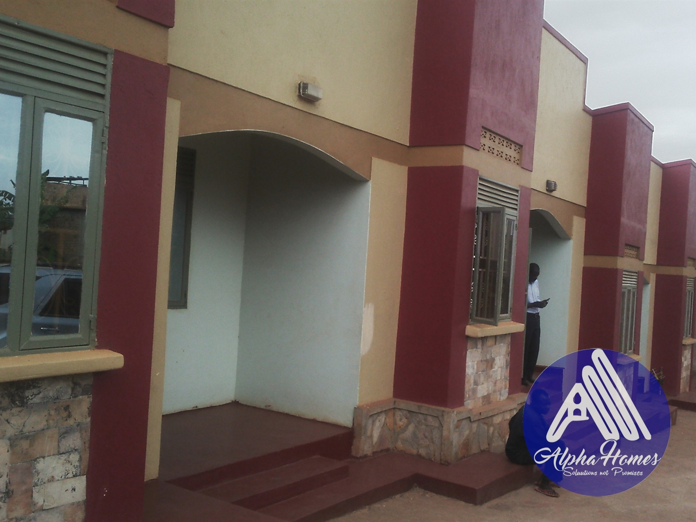Semi Detached for rent in Bweyogerere Wakiso