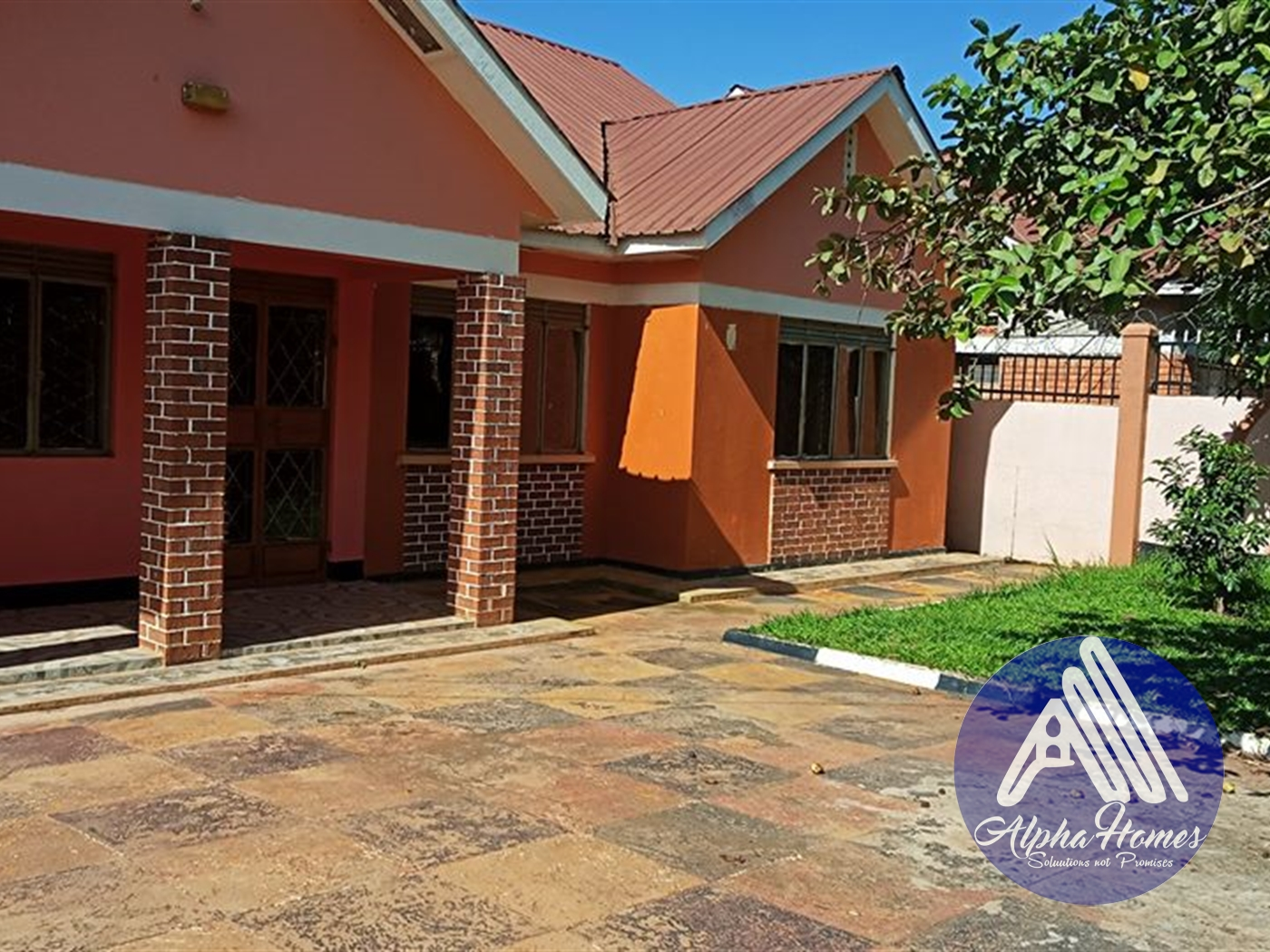 Semi Detached for sale in Namanve Wakiso