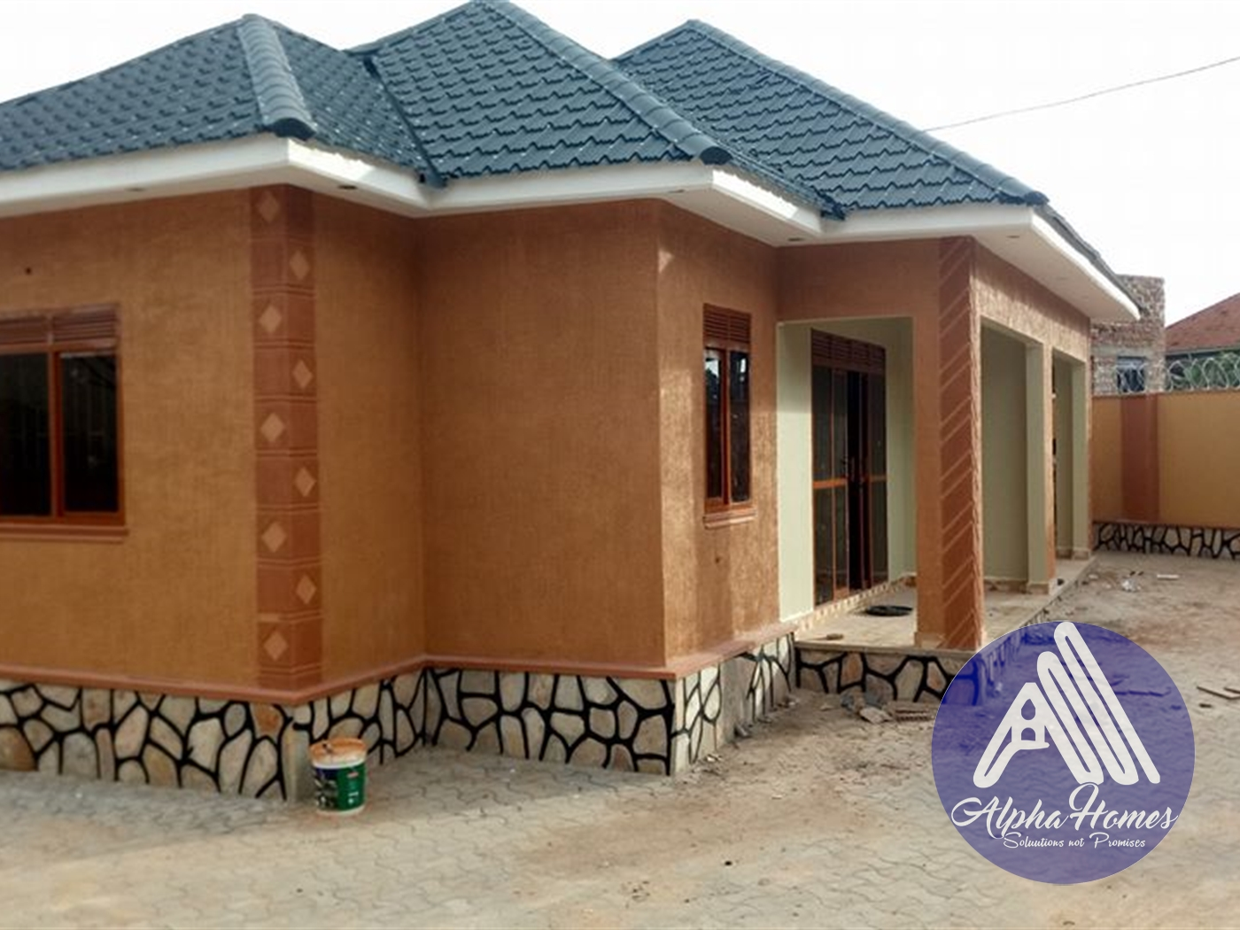 Semi Detached for sale in Kireka Wakiso