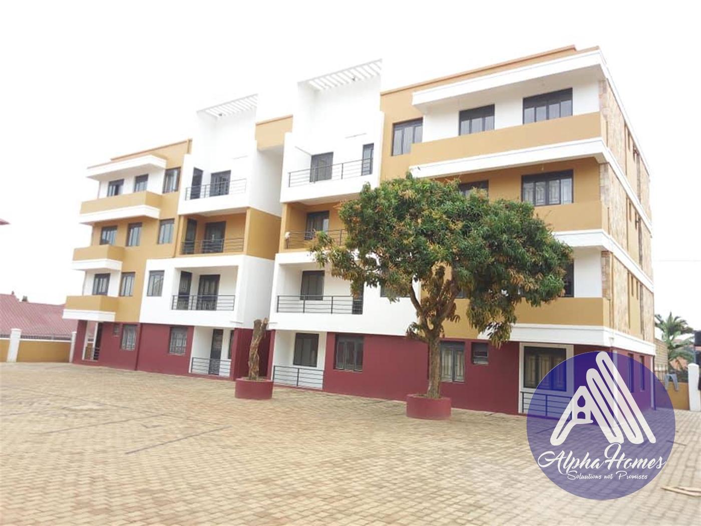 Apartment for rent in NAJJERA Wakiso