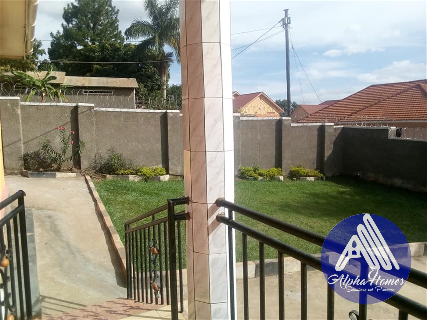 Semi Detached for rent in Mpelerwe Wakiso