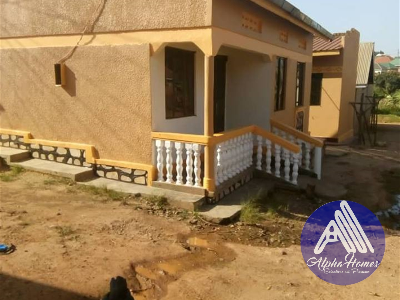 Semi Detached for sale in Nansana Wakiso