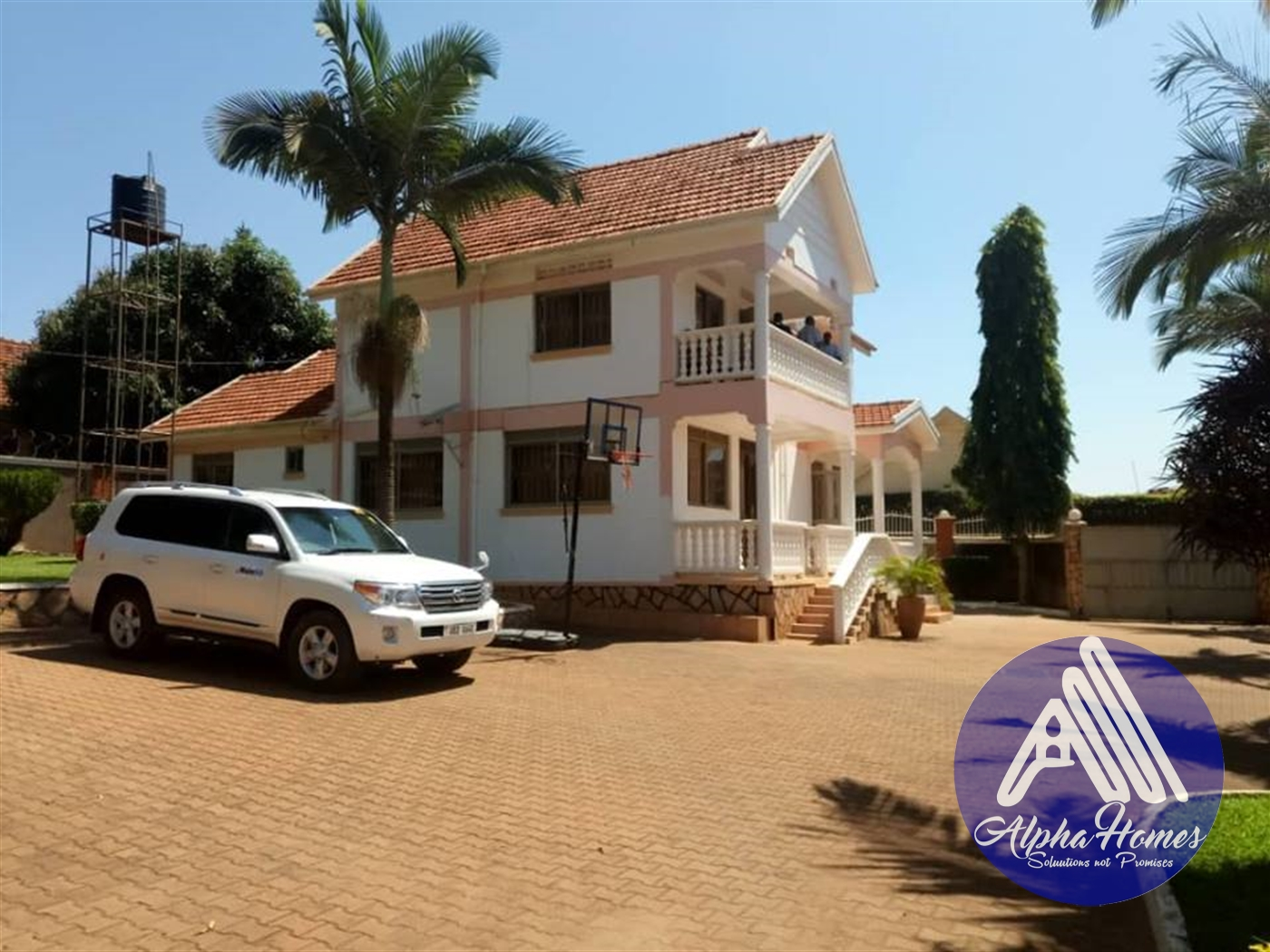 Bungalow for rent in Ntinda Wakiso