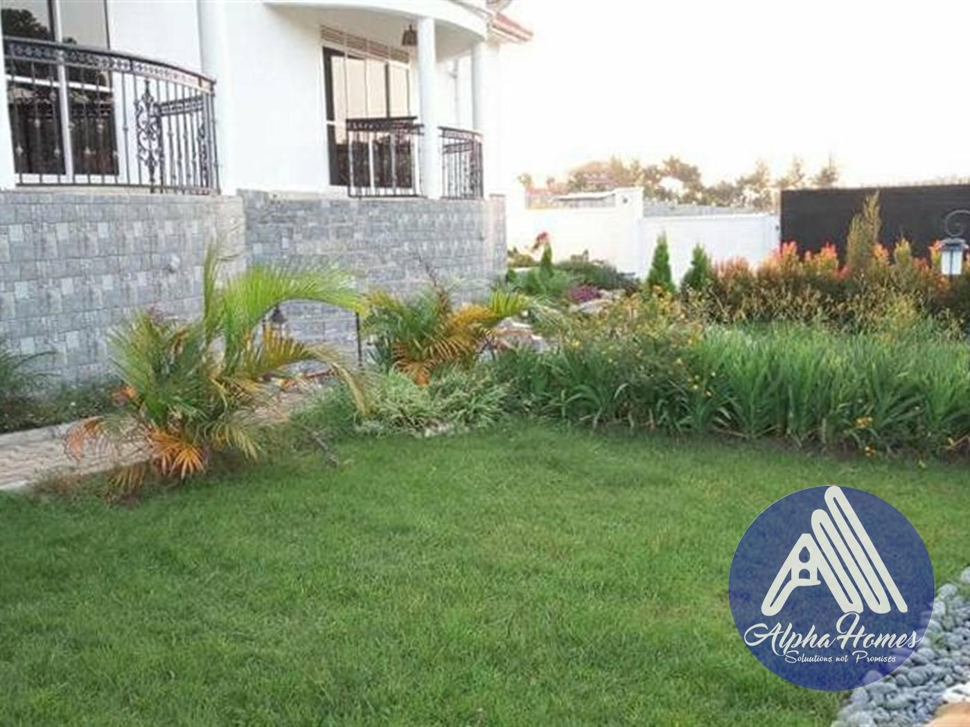 Mansion for rent in Kakungulu Wakiso