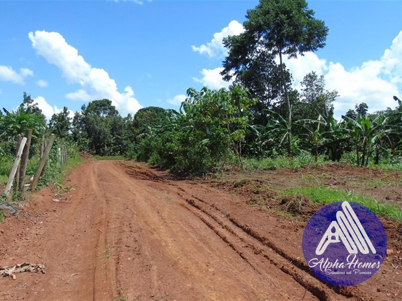 Residential Land for sale in Bukerere Wakiso