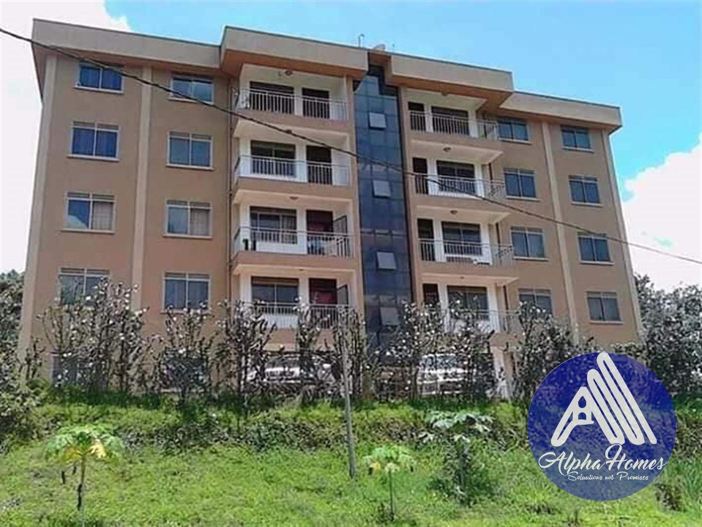 Apartment for rent in Bukoto Kampala