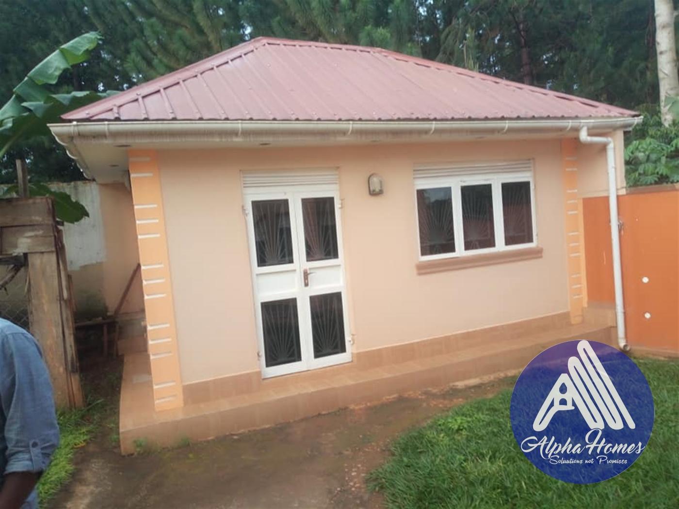 Duplex for rent in Namugongo Kampala