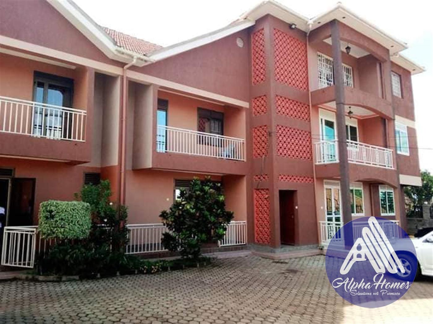 Apartment for rent in Kyambogo Kampala