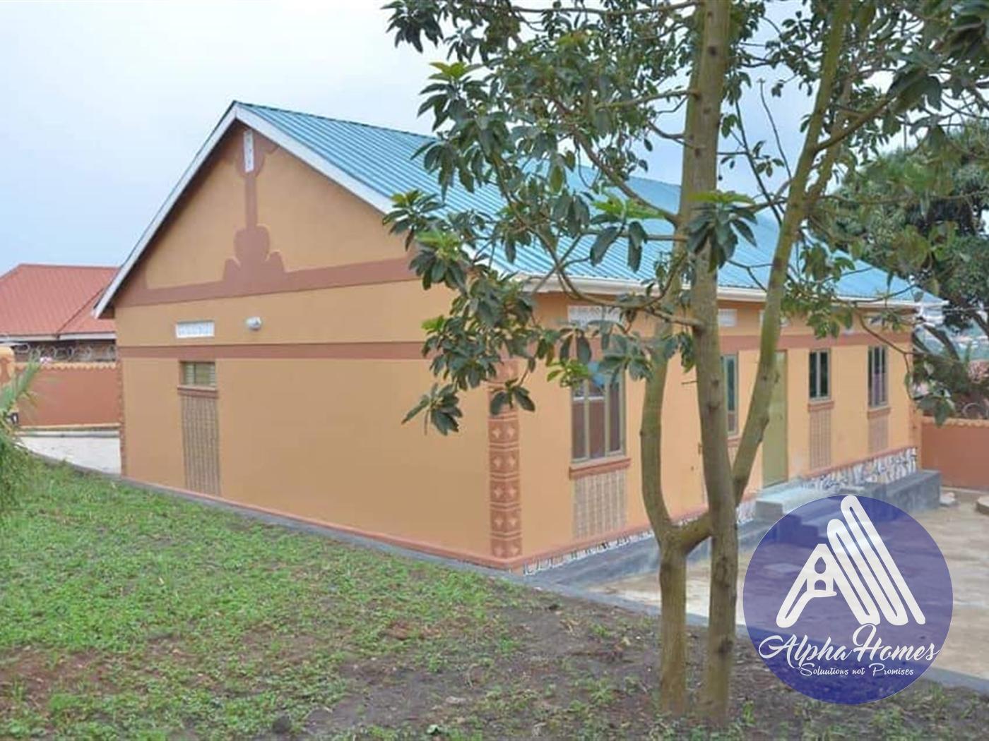 Bungalow for sale in Kyebando Kampala