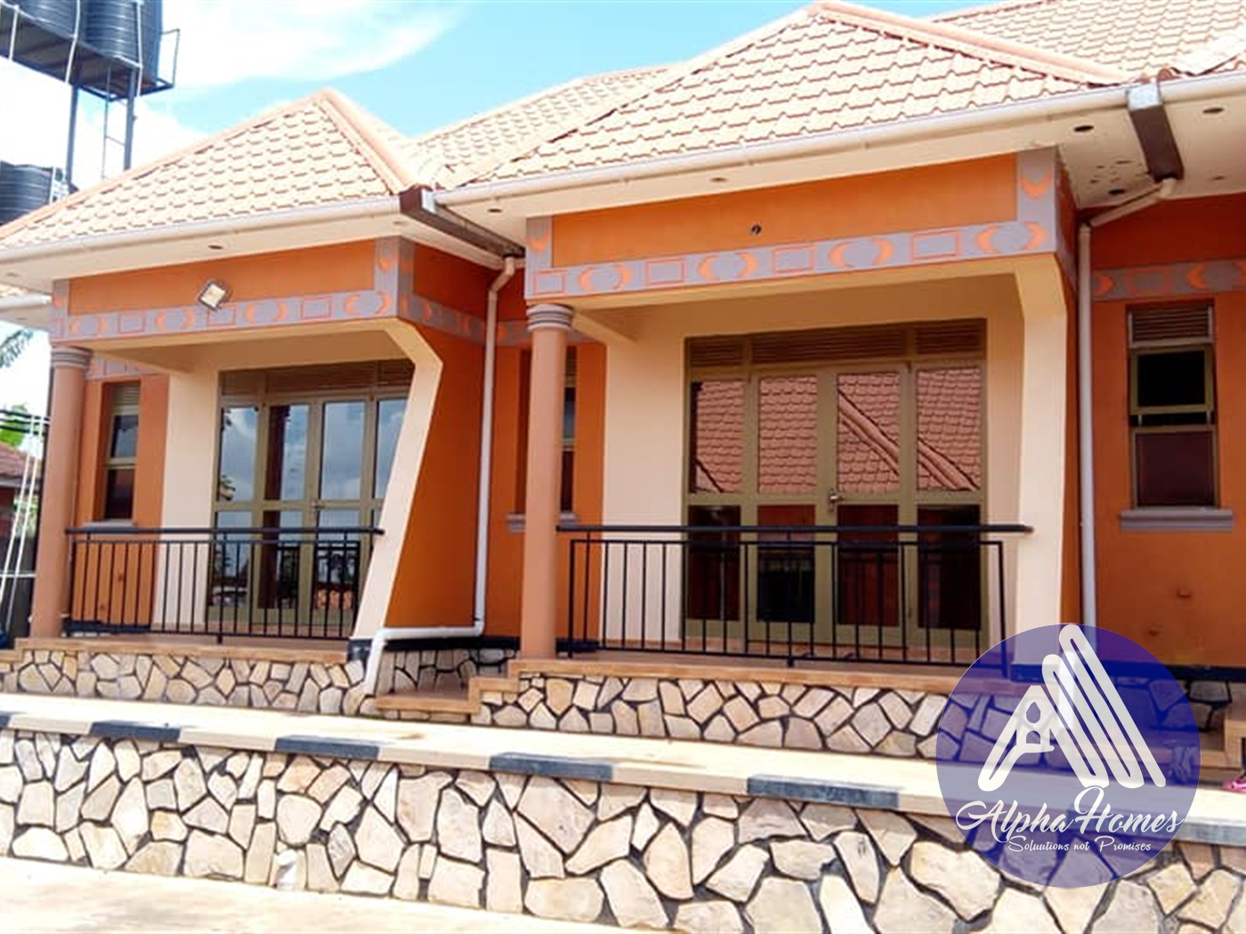 Semi Detached for rent in Namanve Mukono