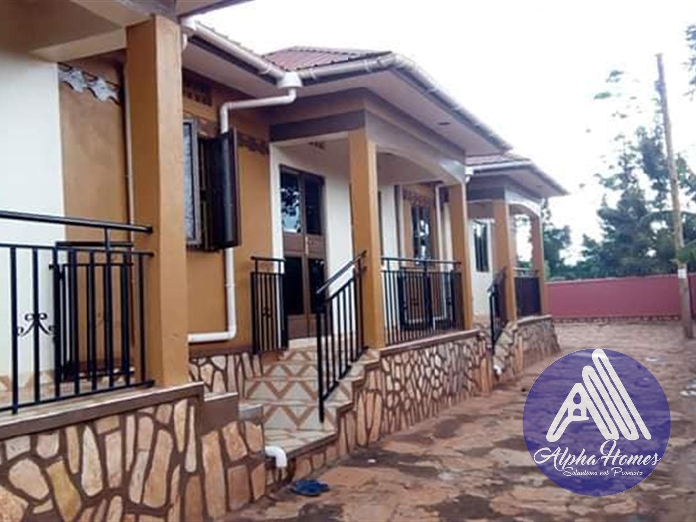 Semi Detached for rent in Mukoko Mukono