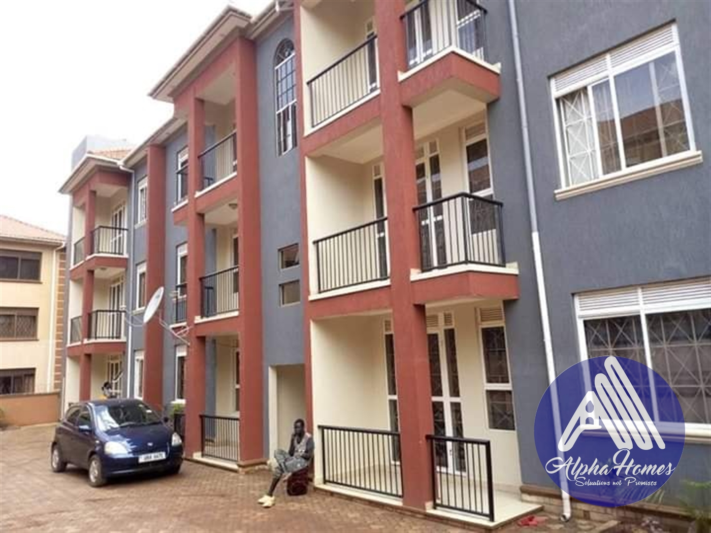 Apartment for rent in Najjeera Wakiso