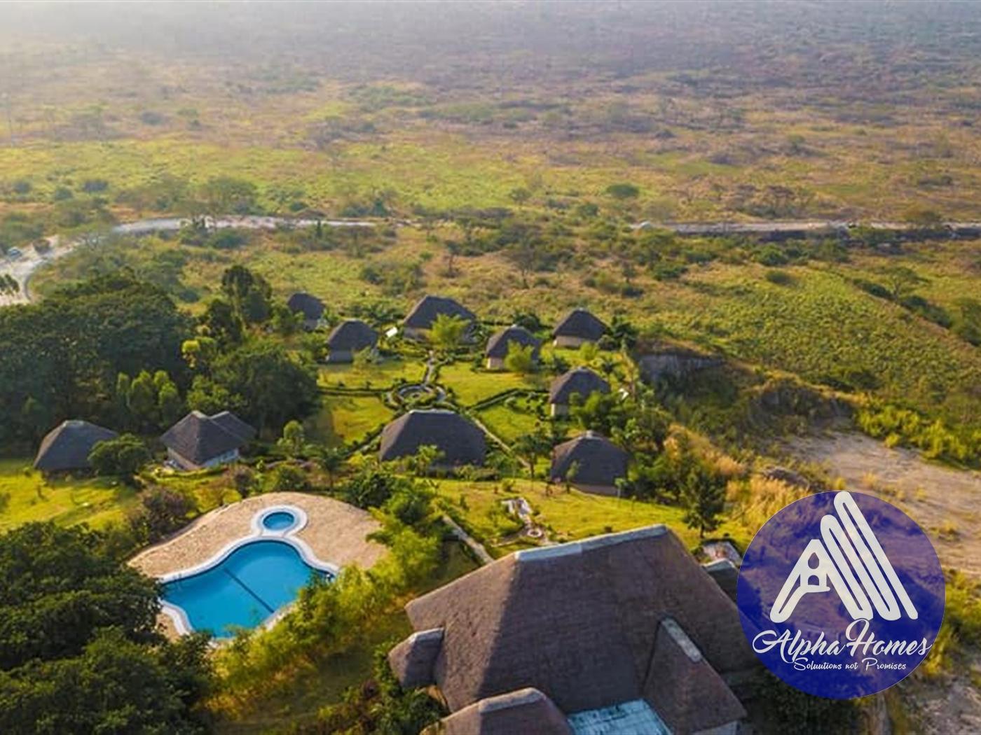 Resort for sale in Kyambura Kasese